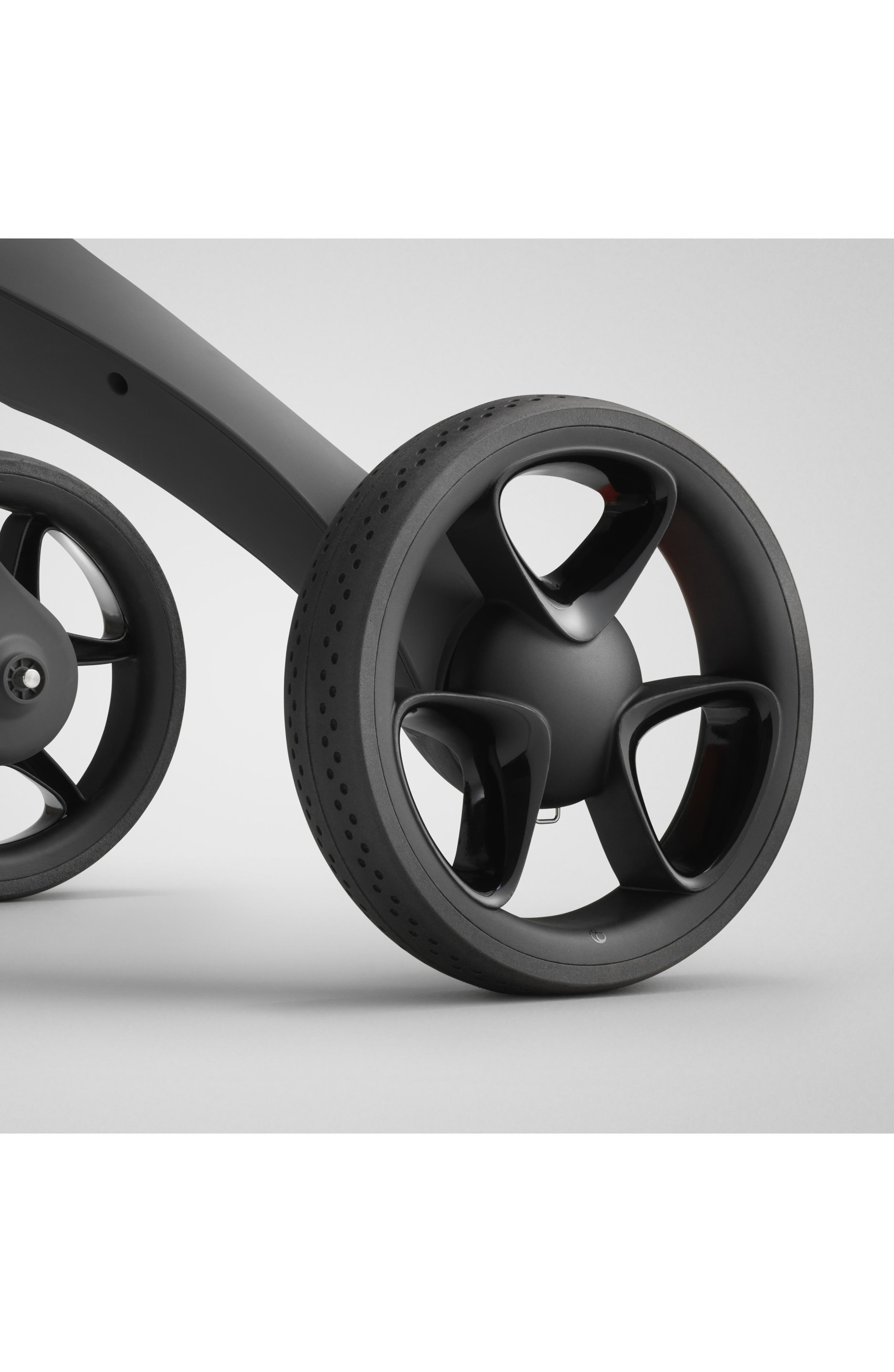 STOKKE, Xplory<sup>®</sup> Wheels, Alternate thumbnail 2, color, BLACK