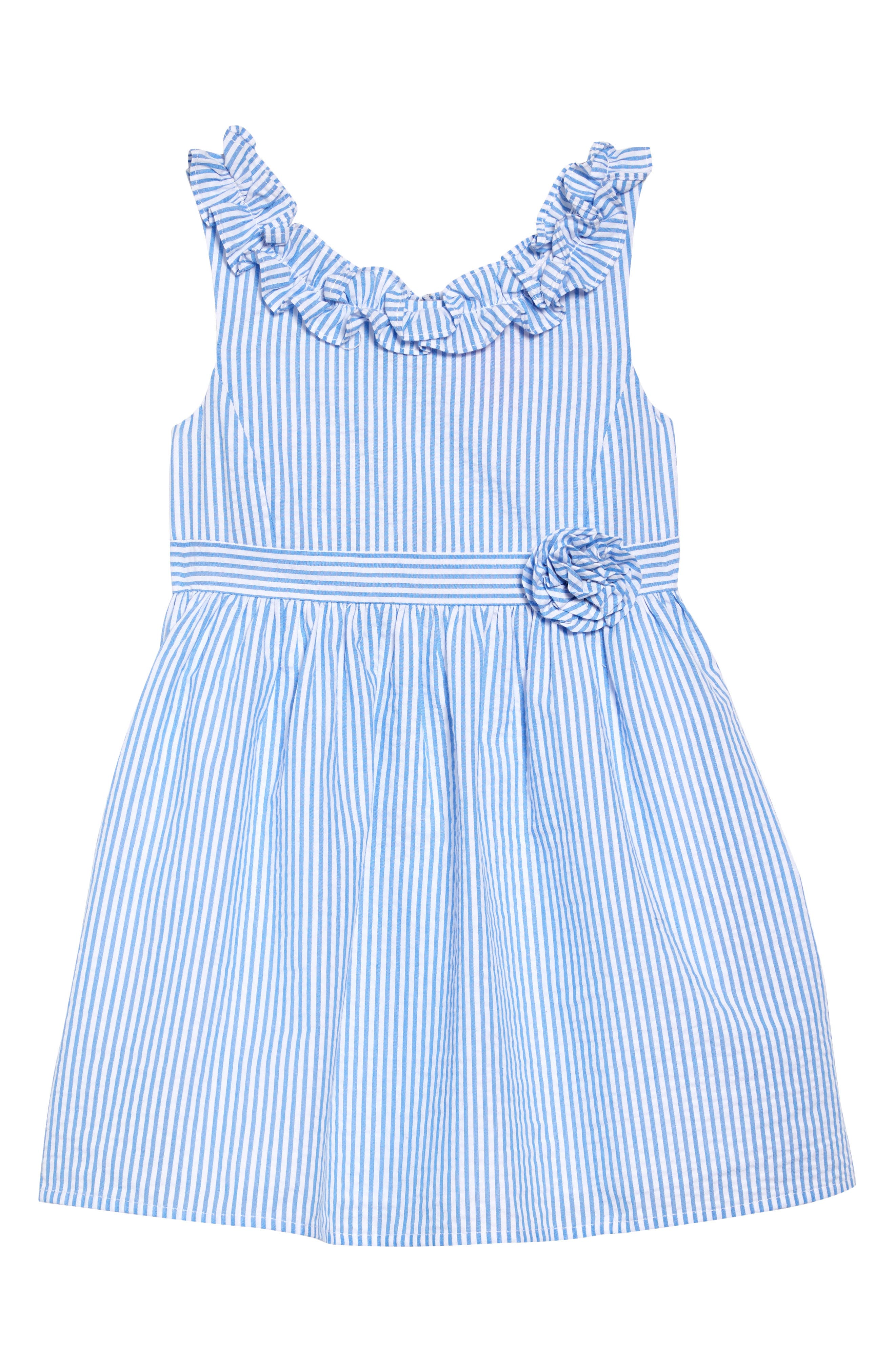 19dd08a8cb0 Girl s Lilly Pulitzer Georgina Fit   Flare Dress