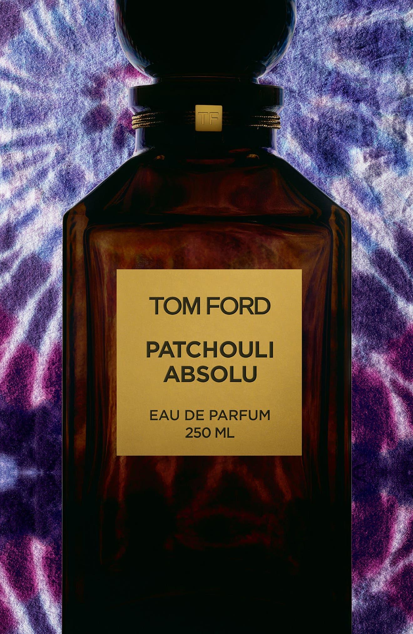 TOM FORD, Private Blend Patchouli Absolu Eau de Parfum, Alternate thumbnail 7, color, NO COLOR