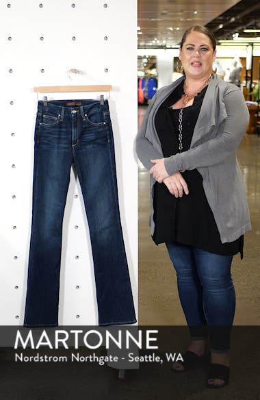 Joe's Hi Rise Honey Curvy Bootcut Jeans, sales video thumbnail