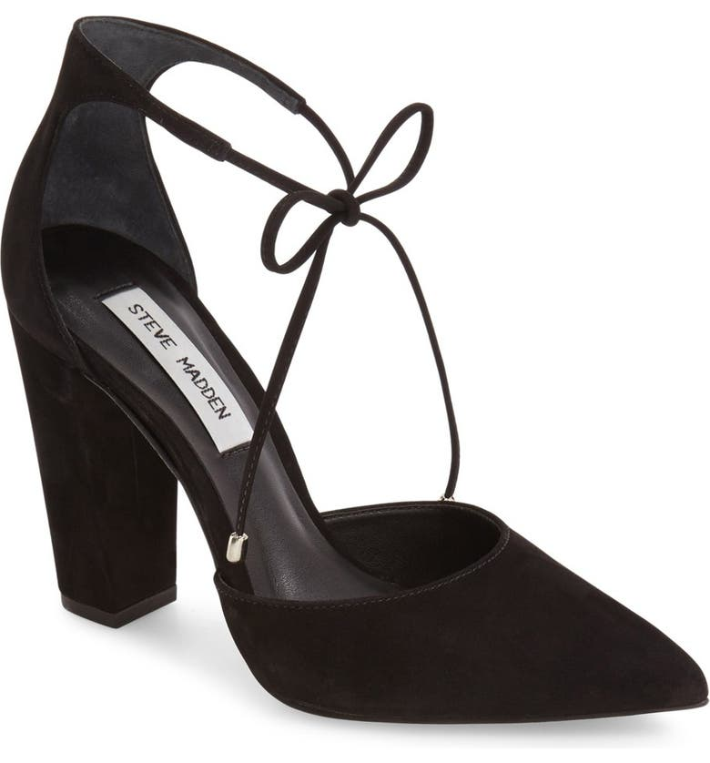 eeadaf5a448 Steve Madden Pamperd Lace-Up Pump (Women)