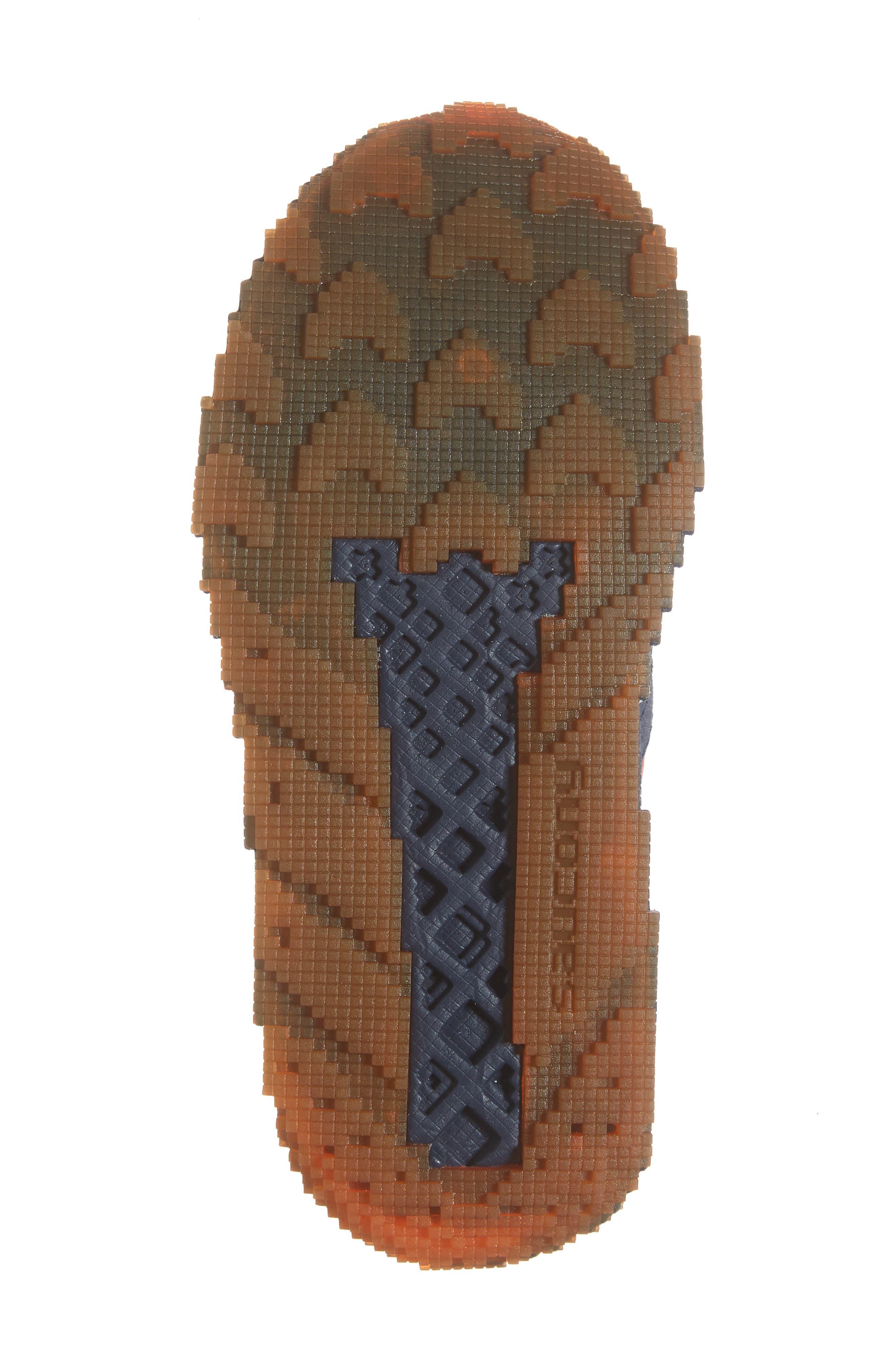SAUCONY, Voxel 9000 Sneaker, Alternate thumbnail 6, color, BLUE LEATHER/ MESH