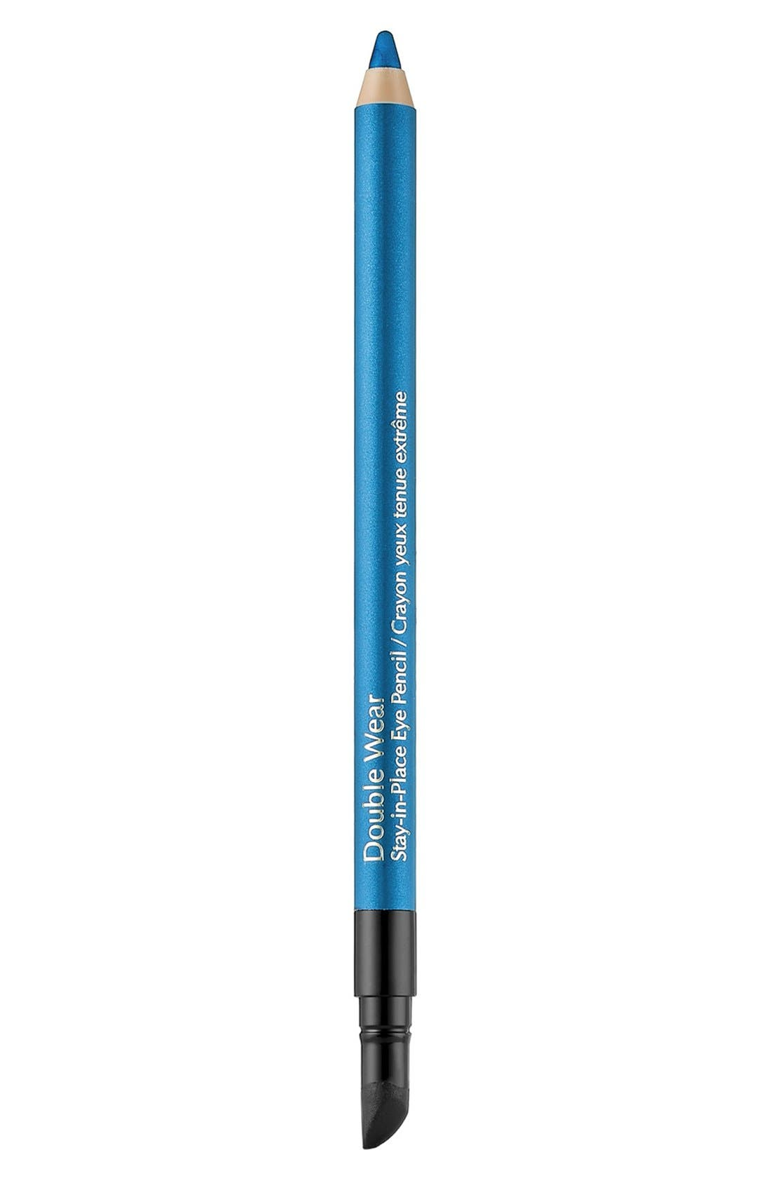 ESTÉE LAUDER, Double Wear Stay-in-Place Eye Pencil, Main thumbnail 1, color, ELECTRIC COBALT