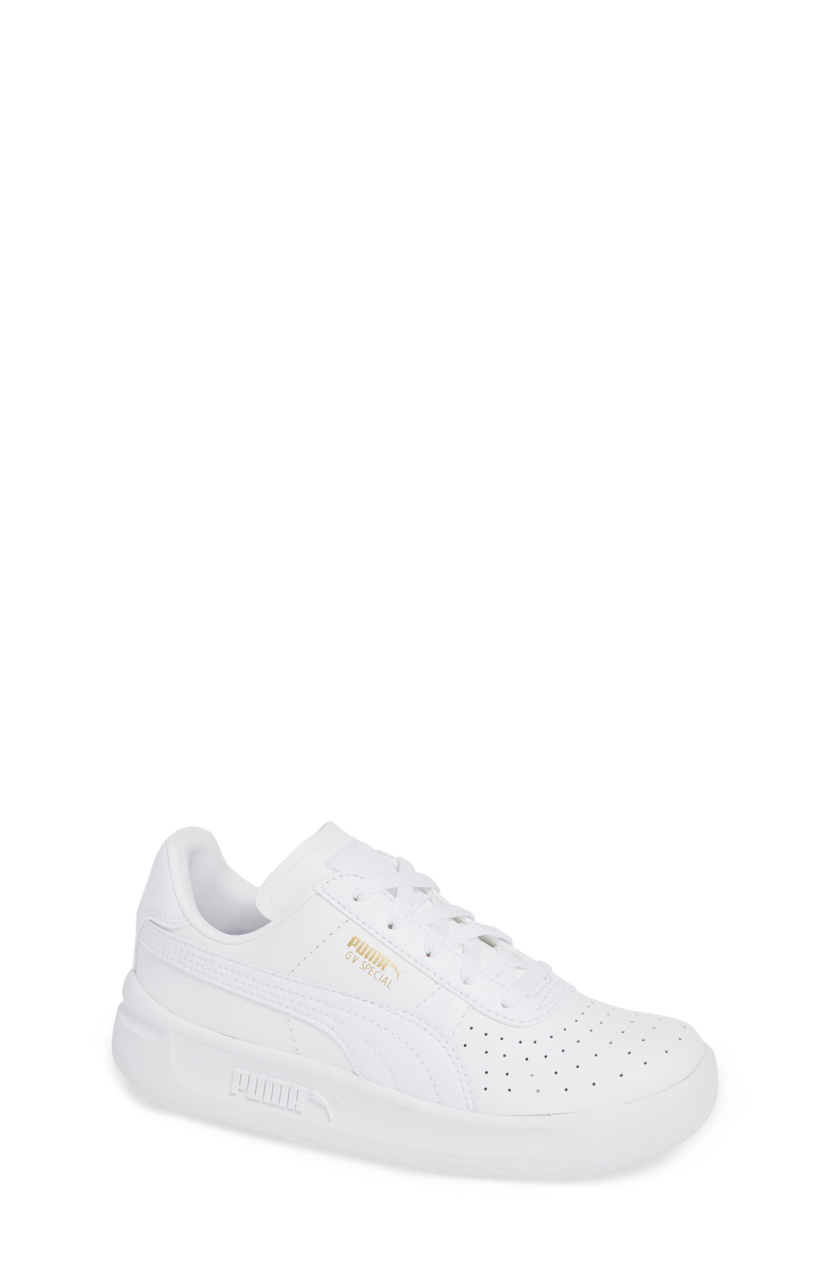 PUMA 'GV Special' Sneaker, Main, color, PUMA WHITE-PUMA TEAM GOLD