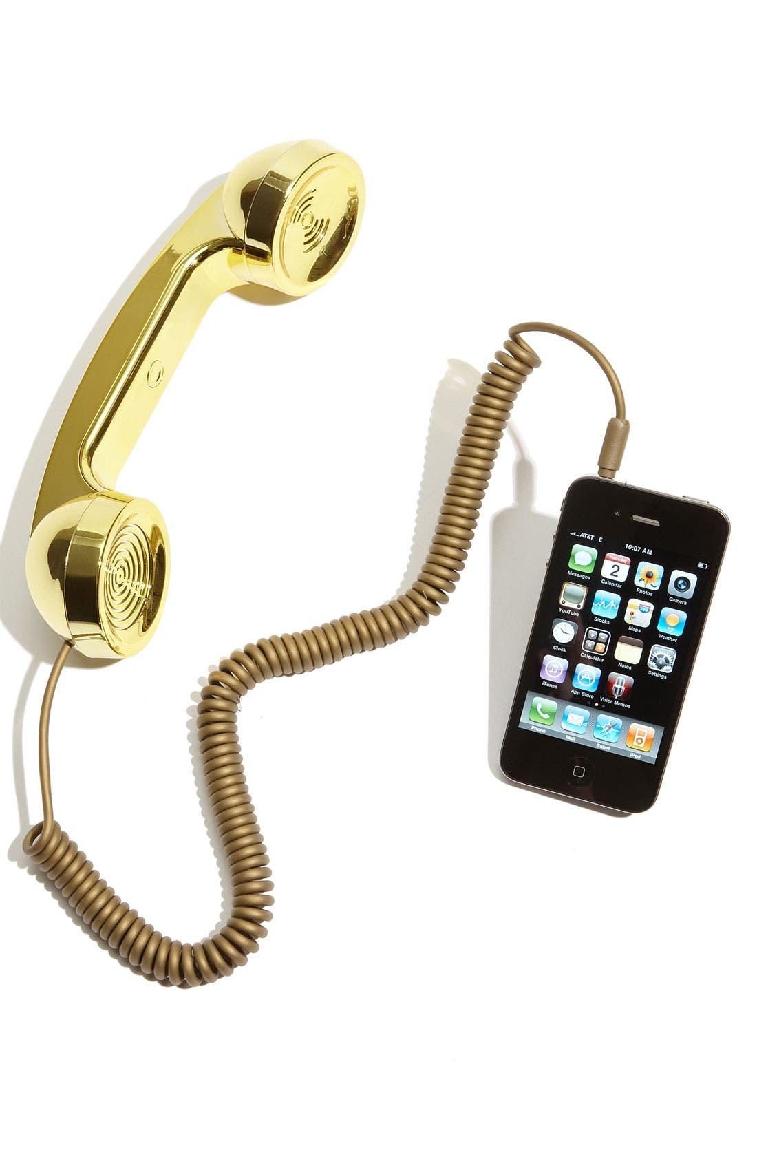 NATIVE UNION 'Pop Phone' Handset, Main, color, 710