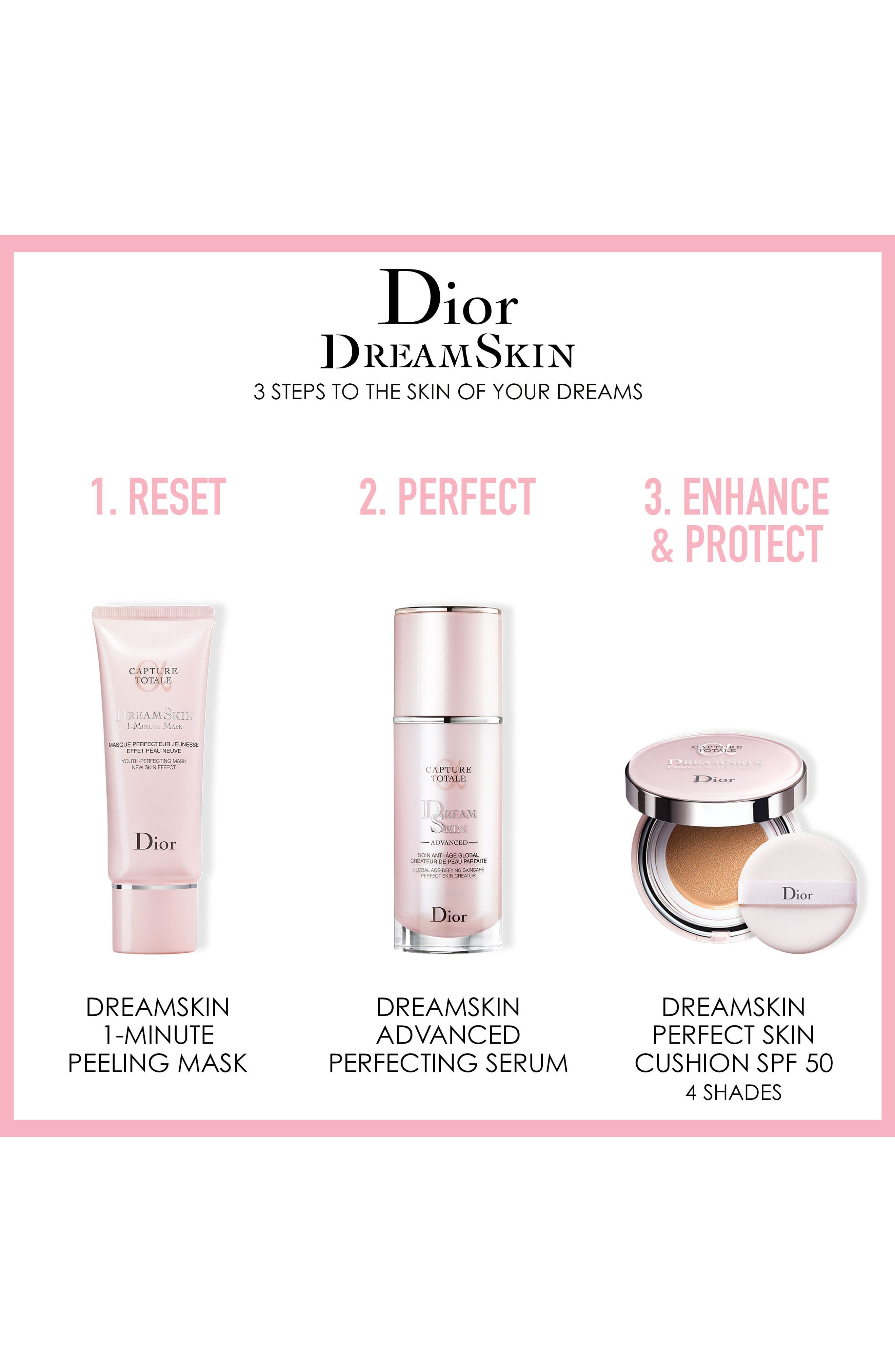 DIOR, Capture Totale DreamSkin Advanced Perfect Skin Creator, Alternate thumbnail 6, color, NO COLOR