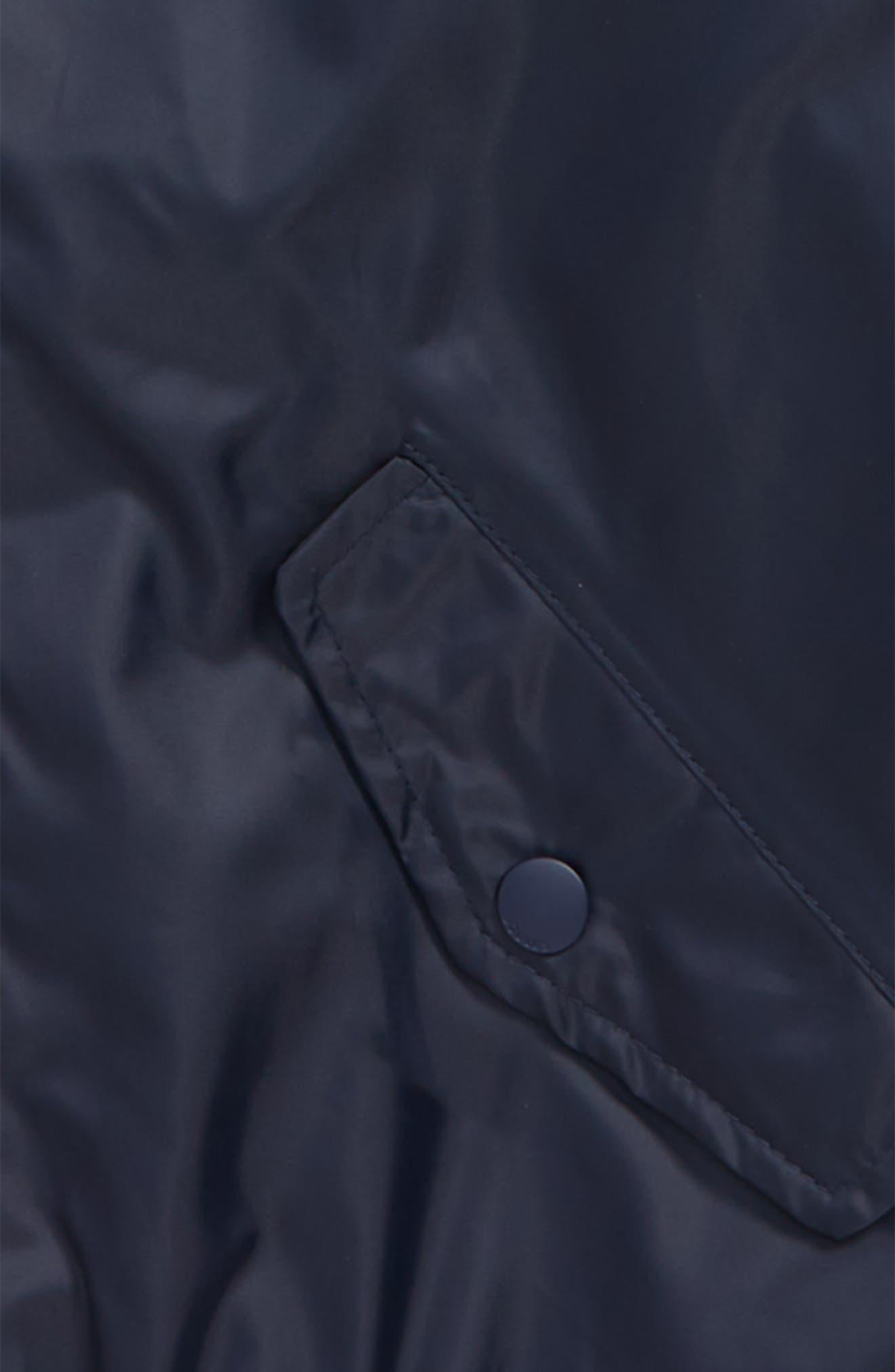 JOULES, Rowan Lightweight Packable Jacket, Alternate thumbnail 2, color, NAVY