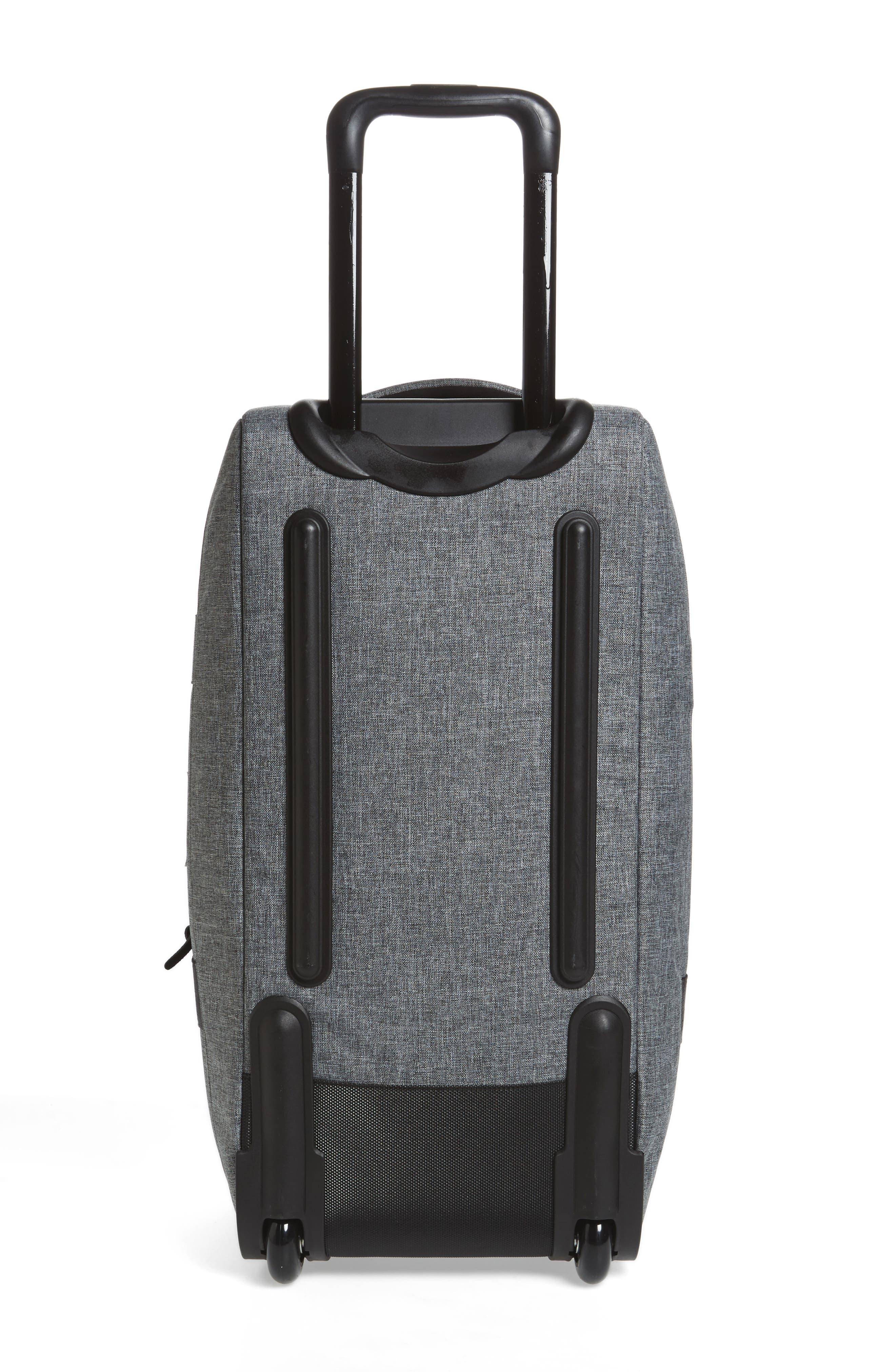 HERSCHEL SUPPLY CO., Wheelie Outfitter 24-Inch Duffel Bag, Alternate thumbnail 4, color, 084