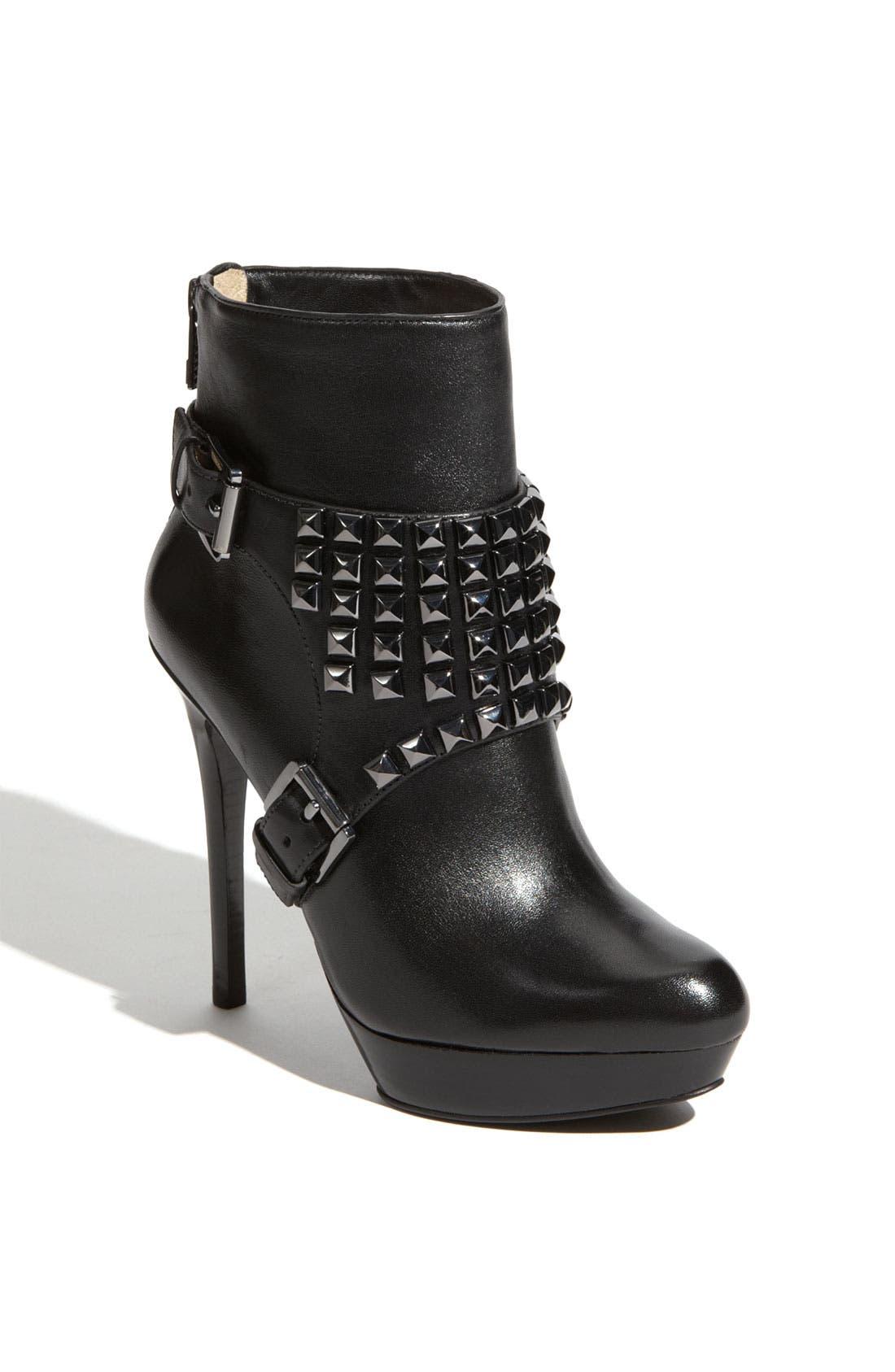 MICHAEL MICHAEL KORS 'Rock 'n' Roll' Boot, Main, color, 001