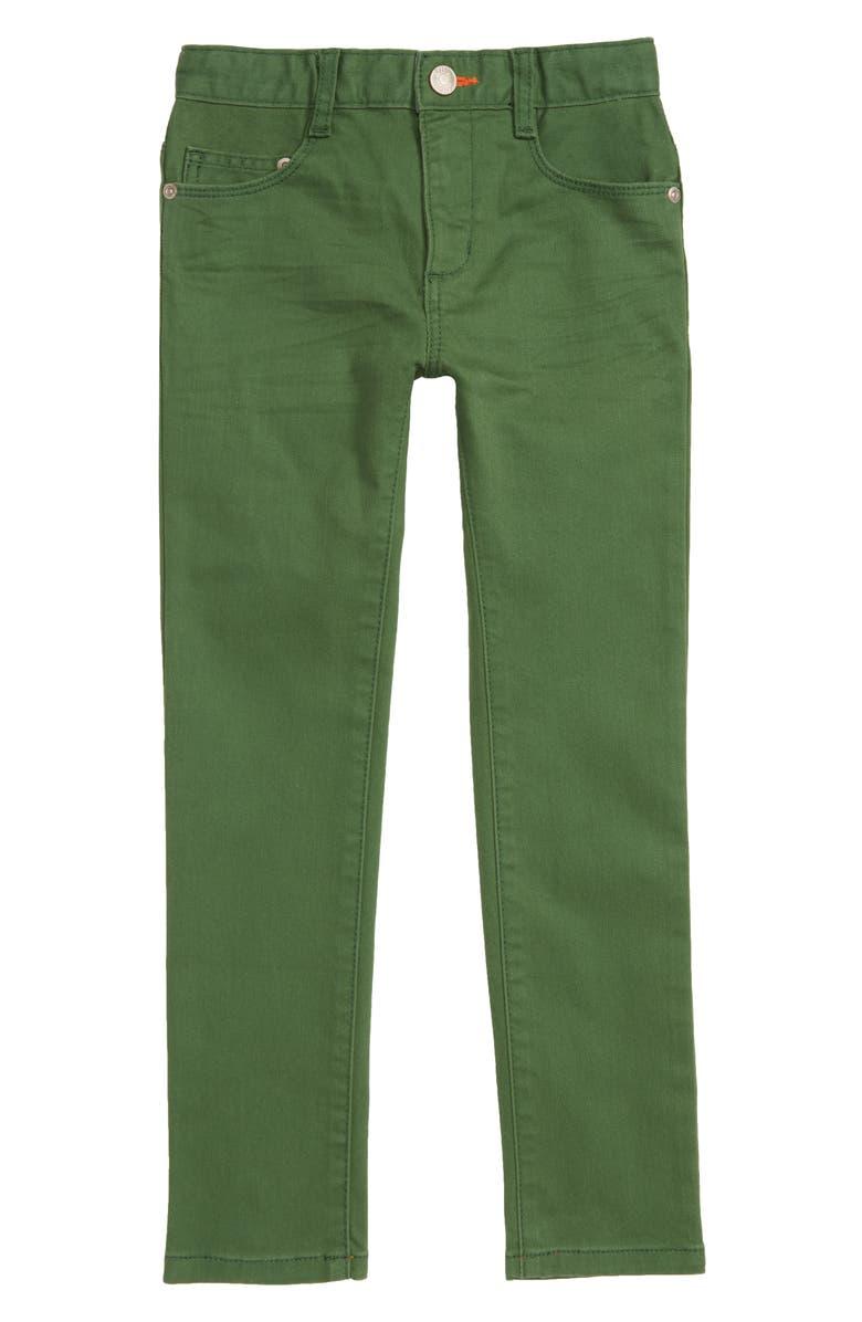 75880ac9e Mini Boden Color Skinny Jeans (Toddler Boys, Little Boys & Big Boys ...