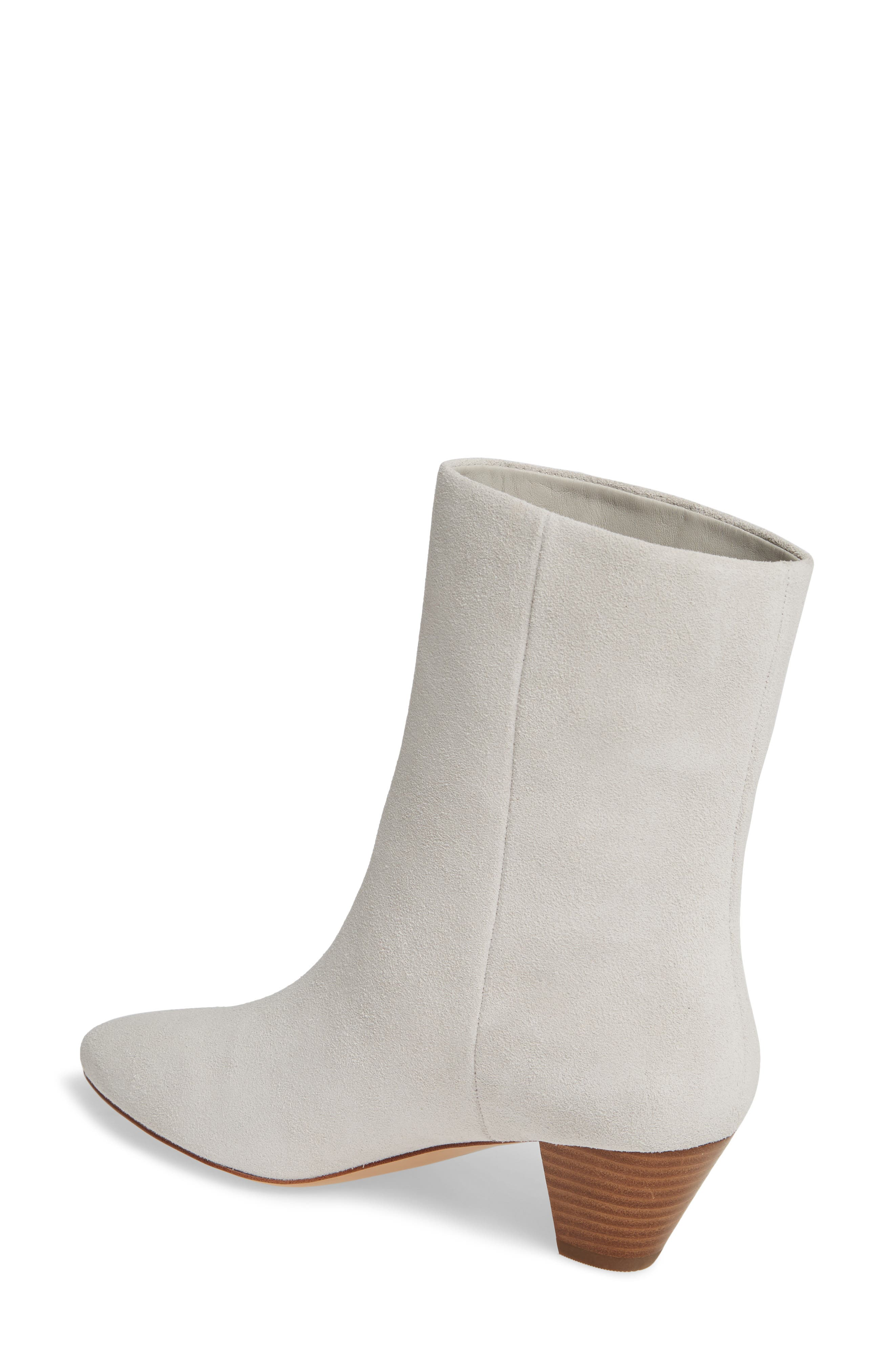 SOMETHING NAVY, Milo Boot, Alternate thumbnail 2, color, LIGHT GREY SUEDE