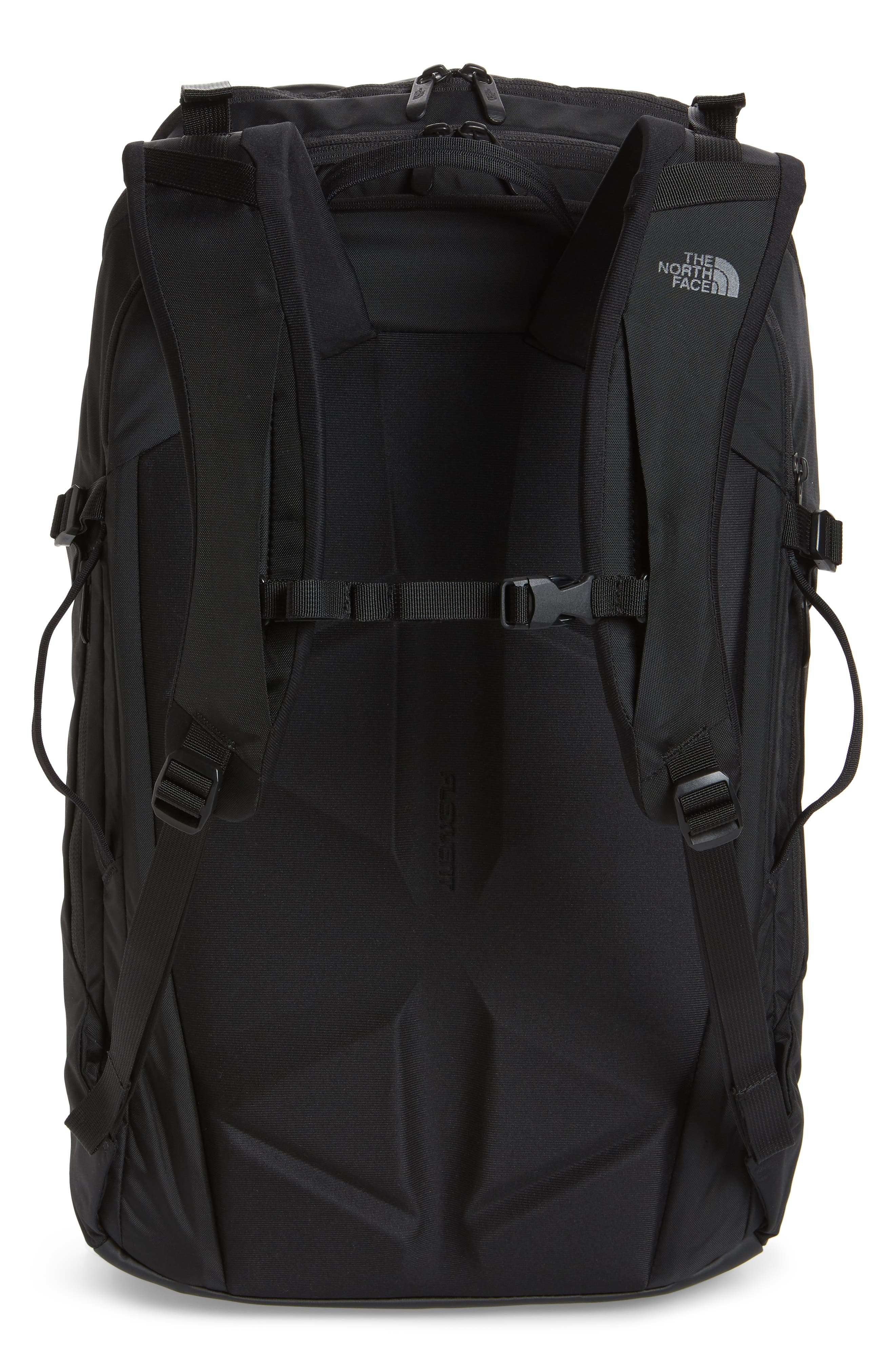 THE NORTH FACE, Kabig Backpack, Alternate thumbnail 3, color, 001