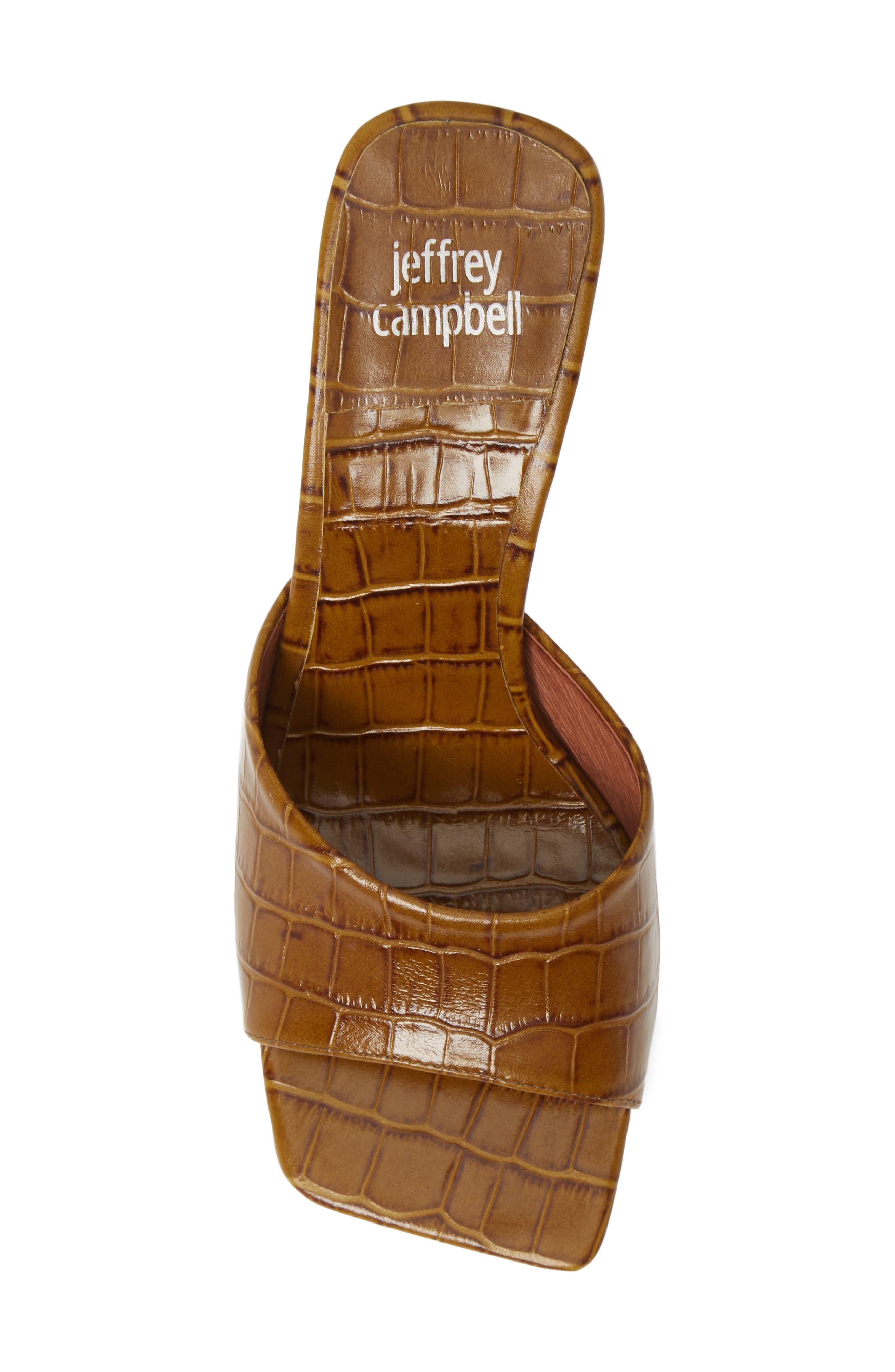 JEFFREY CAMPBELL, Mr-Big Slide Sandal, Alternate thumbnail 5, color, 250