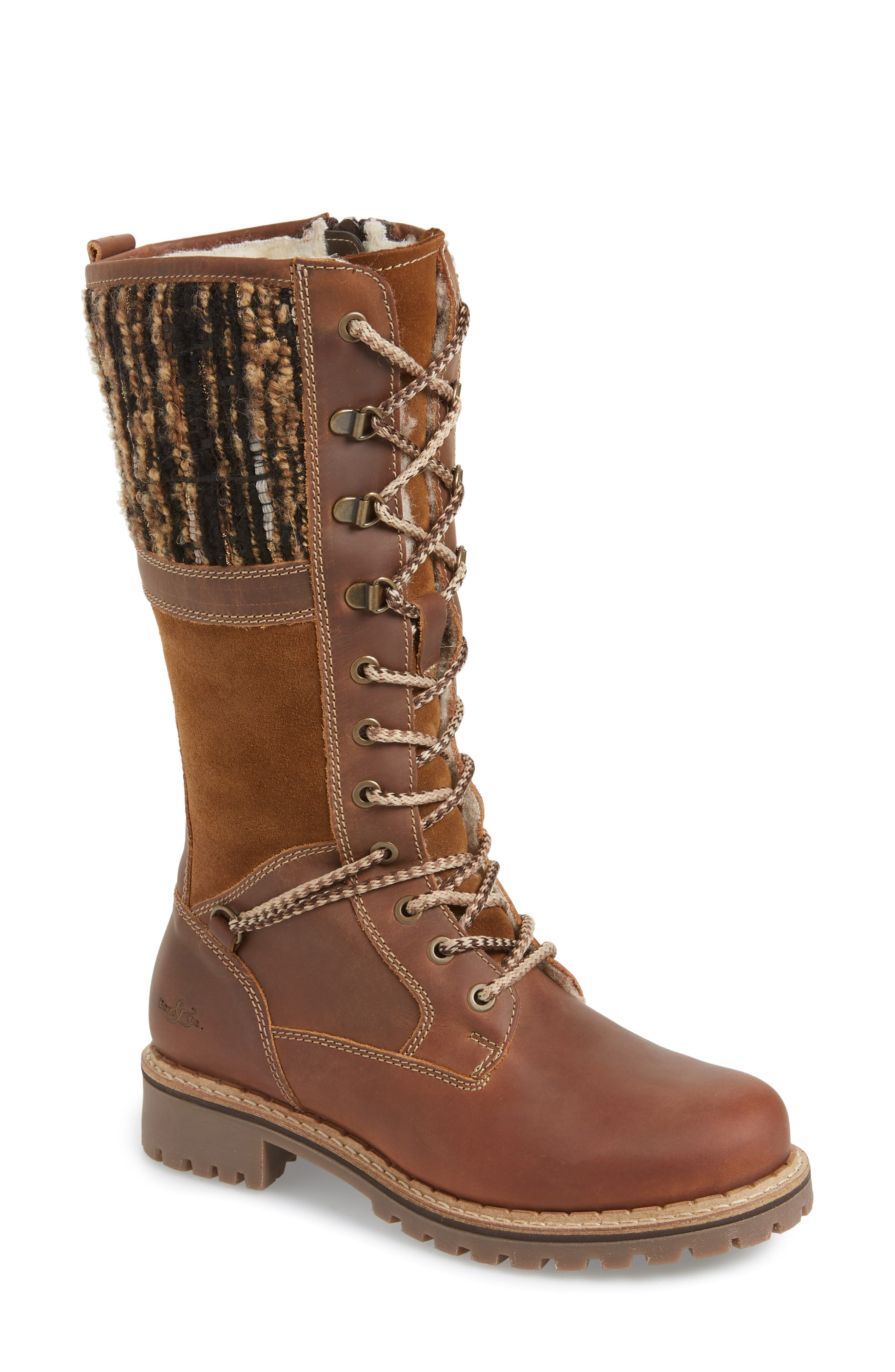 Bos. & Co. Holland Waterproof Boot - Beige