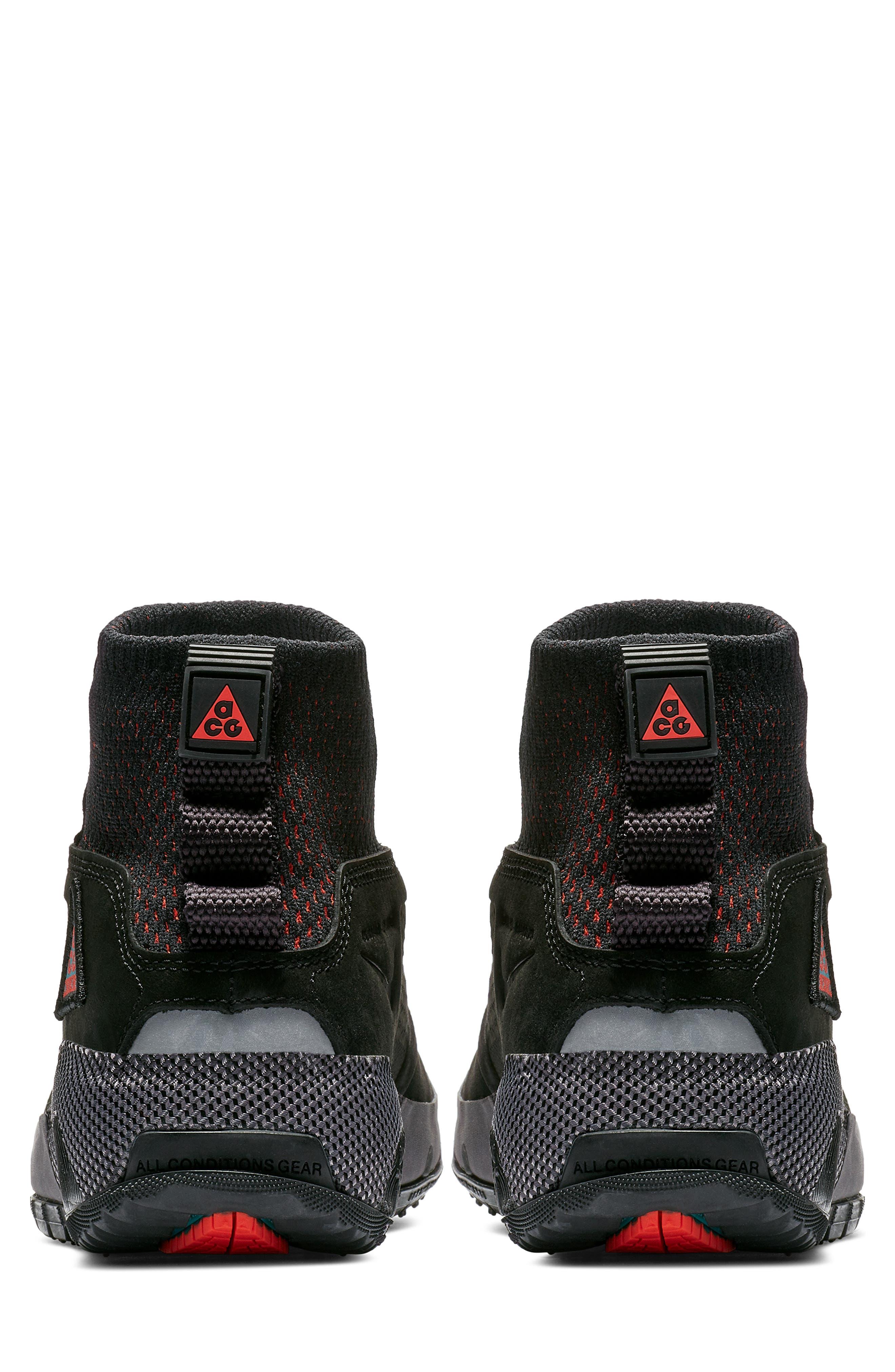 NIKE, ACG Ruckel Ridge Sneaker, Alternate thumbnail 2, color, 002