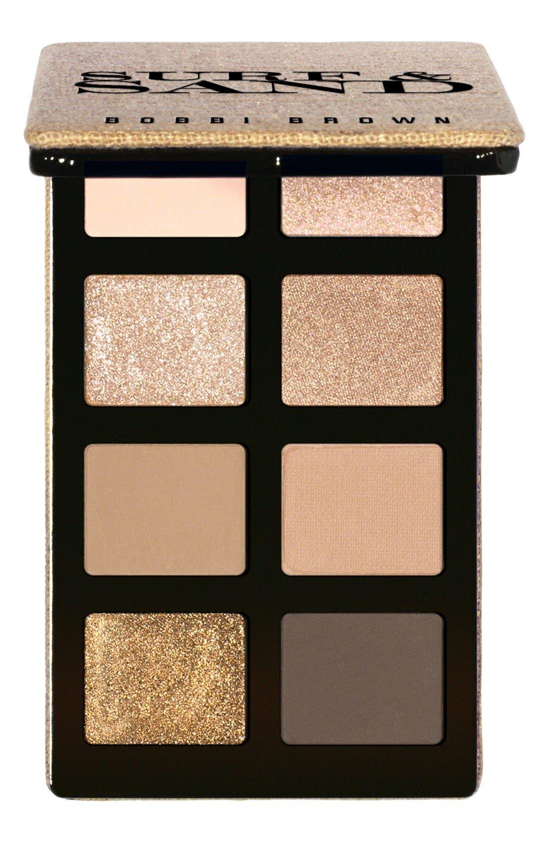 BOBBI BROWN 'Surf & Sand - Sand' Eyeshadow Palette, Main, color, 250