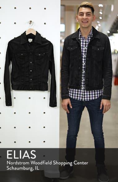 'Robyn' Denim Jacket, sales video thumbnail
