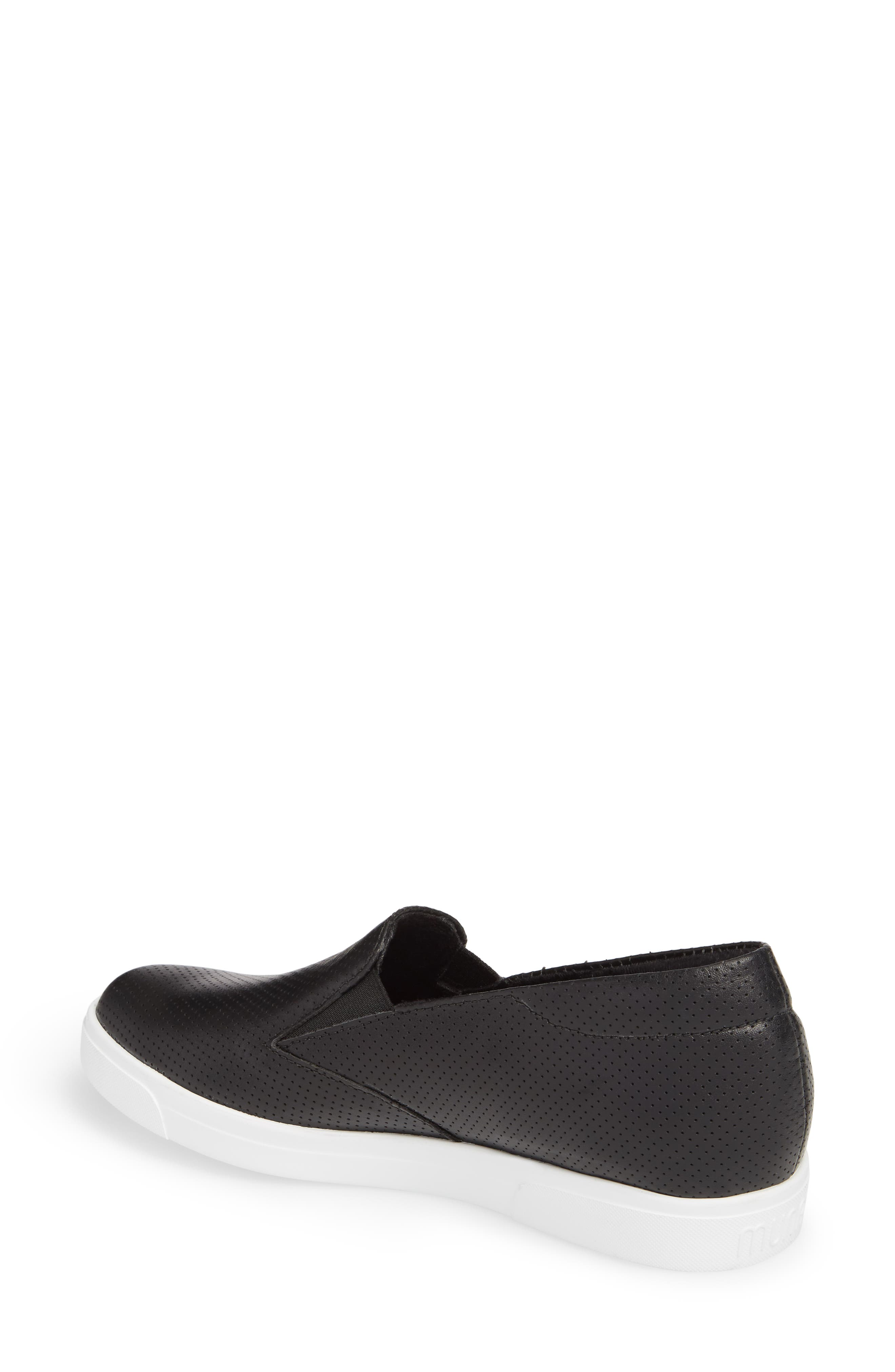 MUNRO, Lulu Slip-On Sneaker, Alternate thumbnail 2, color, 002