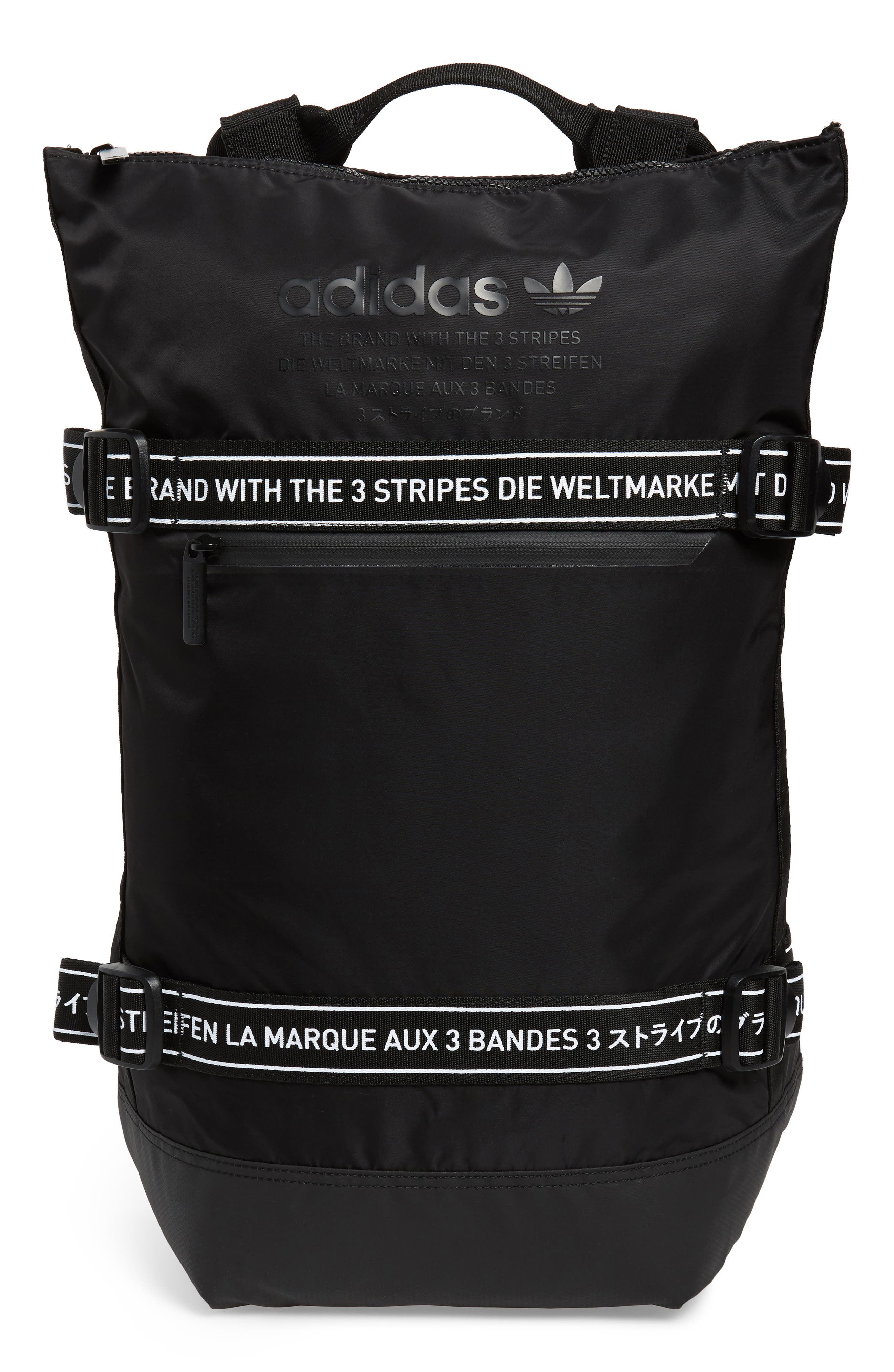 ADIDAS ORIGINALS adidas NMD Backpack, Main, color, 001