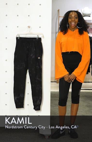 Scrunch Dye Reverse Sweatpants, sales video thumbnail