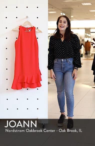 Tiered Ruffle Hem Mini Dress, sales video thumbnail