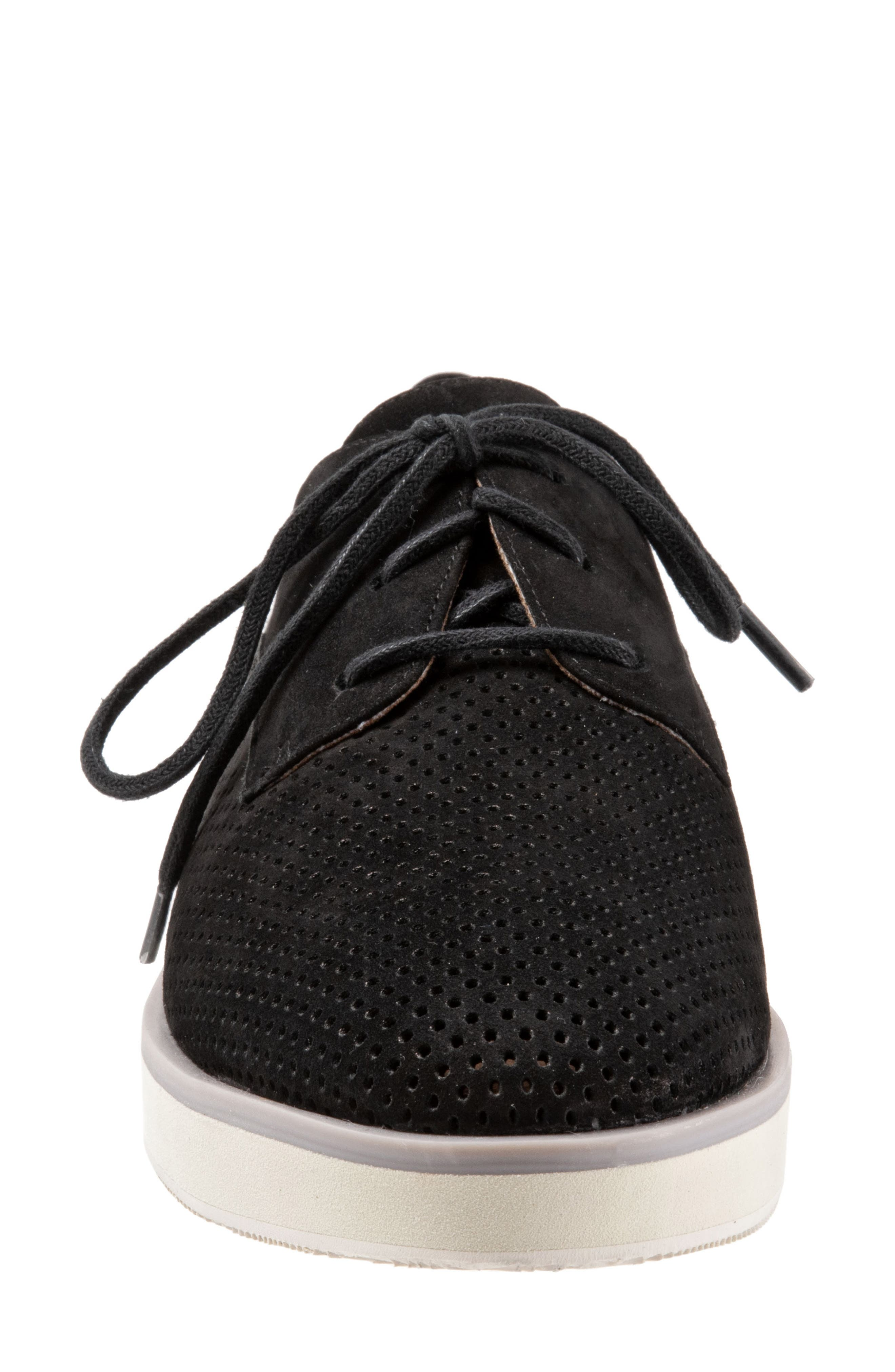 SOFTWALK<SUP>®</SUP>, Willis Derby, Alternate thumbnail 4, color, ONYX LEATHER