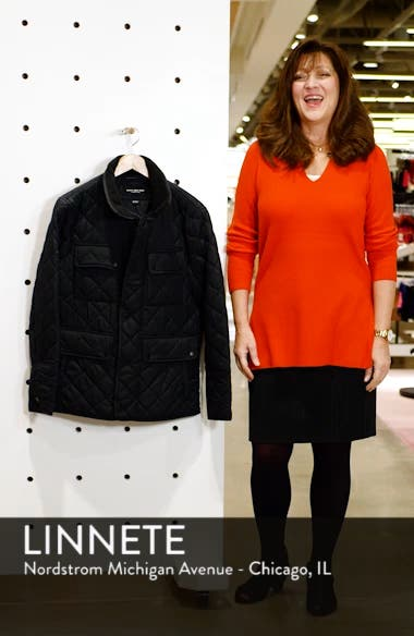 Canal Quilted Barn Jacket, sales video thumbnail
