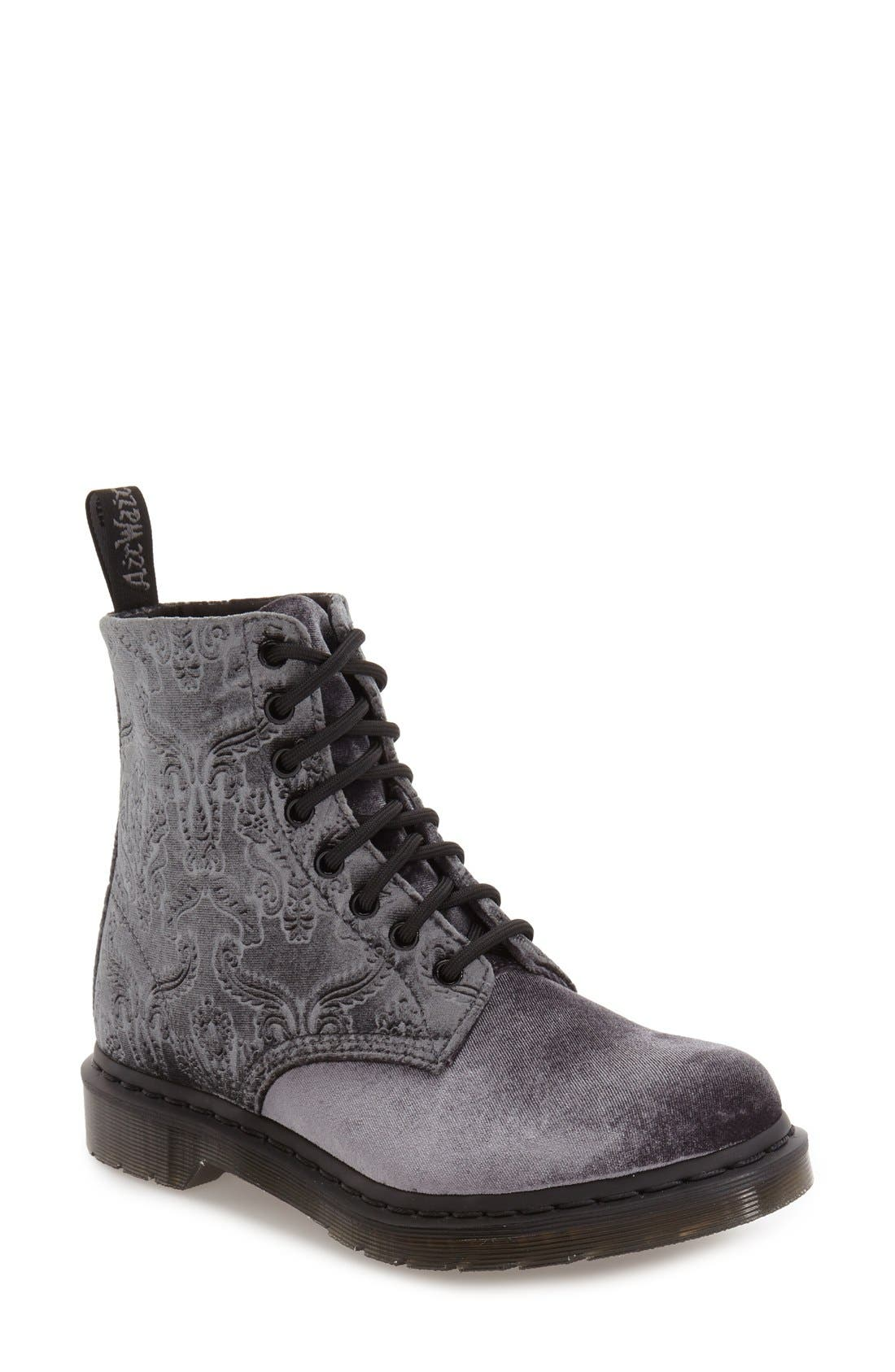 DR. MARTENS 'Pascal' Hiking Boot, Main, color, 020