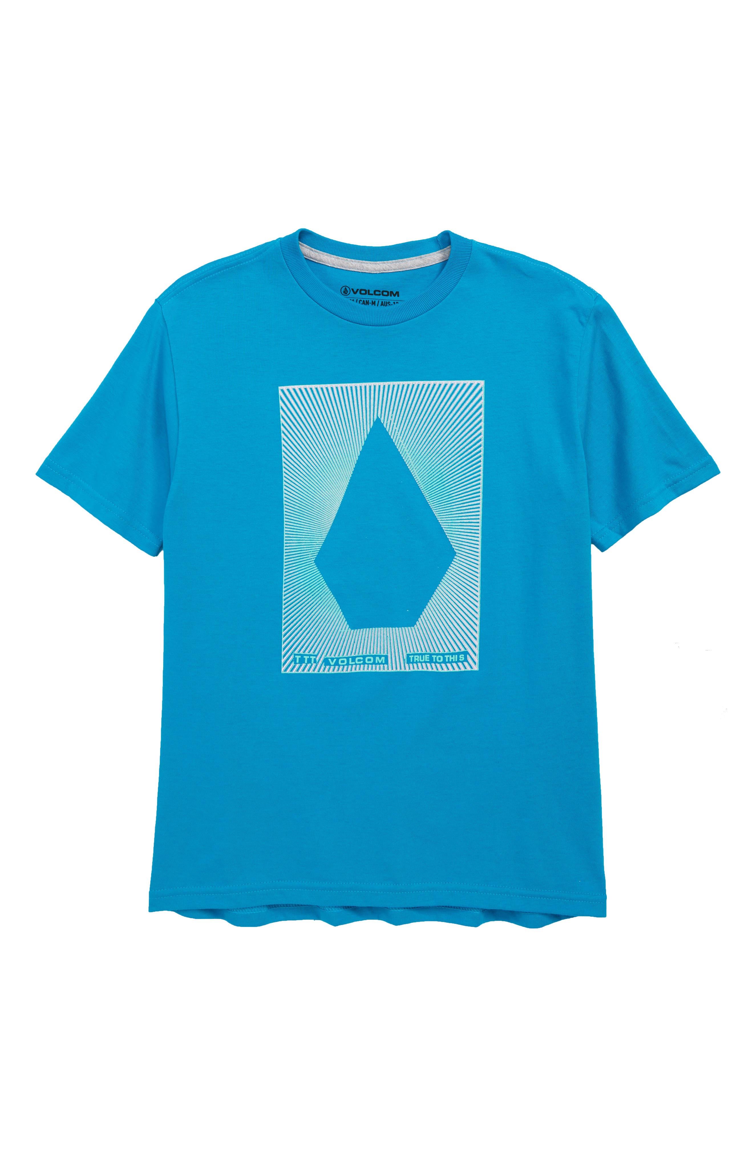 Boys Volcom Core Stone Graphic TShirt