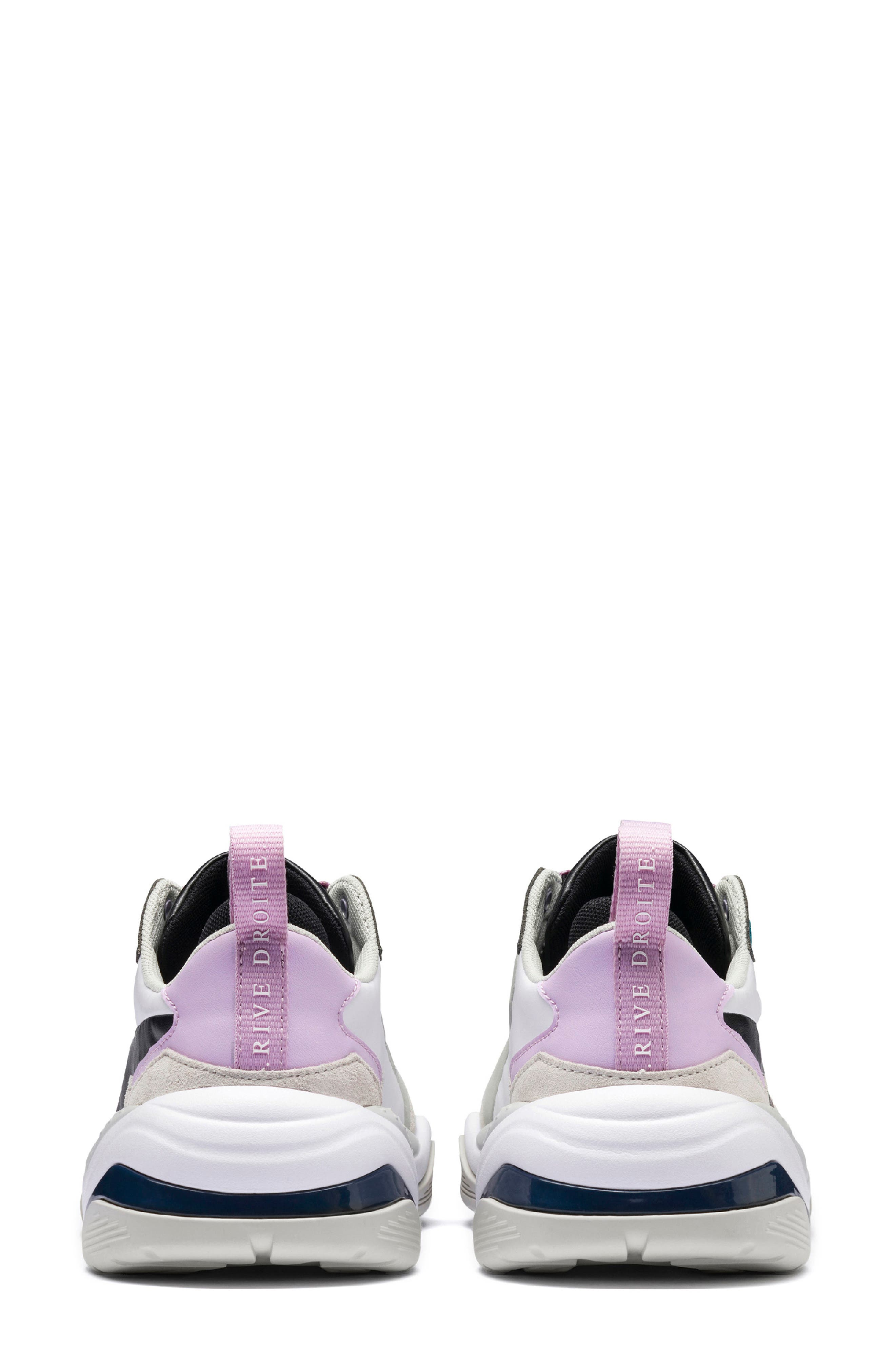 PUMA, Thunder Electric Sneaker, Alternate thumbnail 2, color, DEEP LAGOON/ ORCHID BLOOM