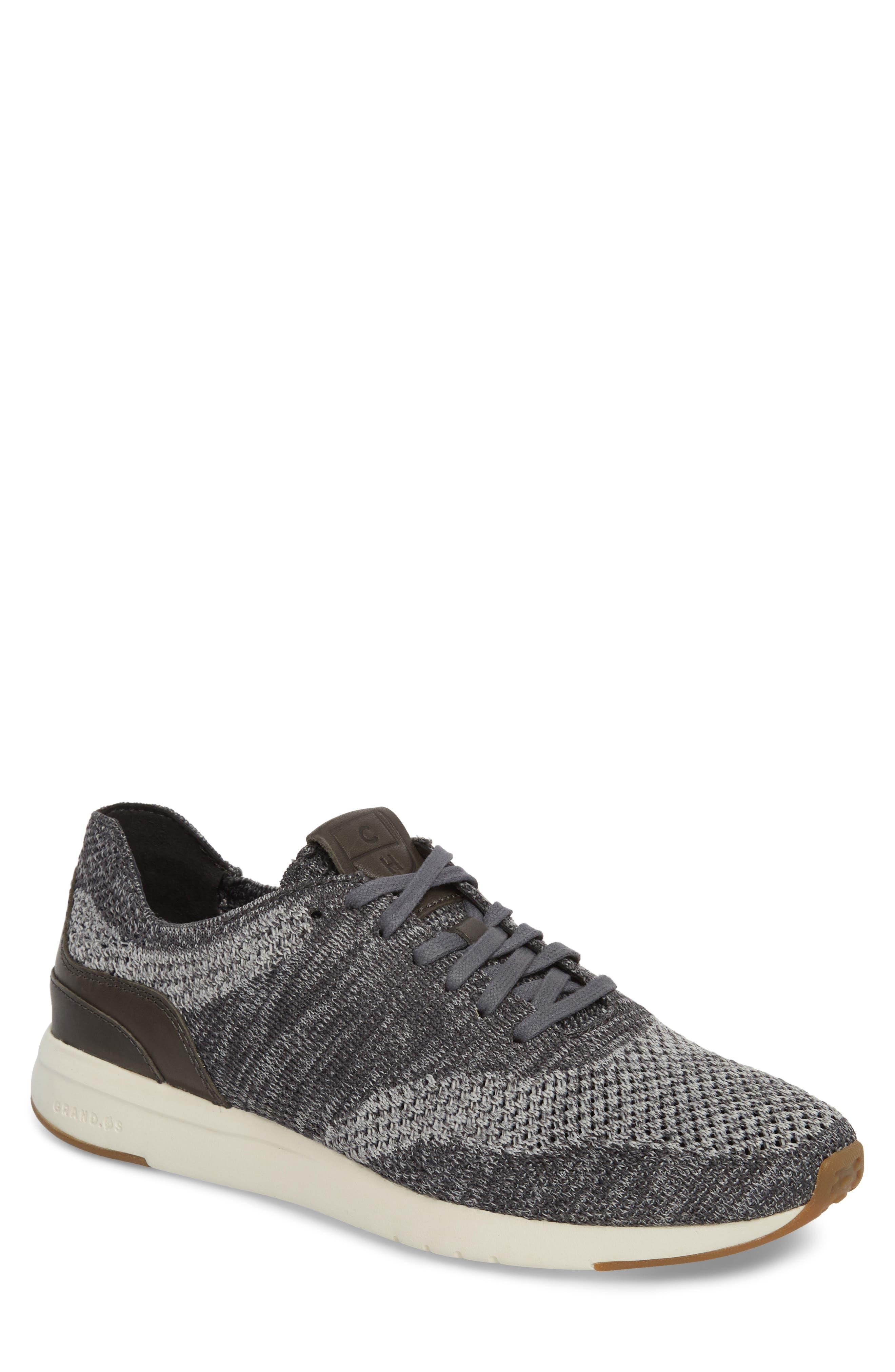 Cole Haan Grandpro Runner Stitchlite Sneaker- Grey