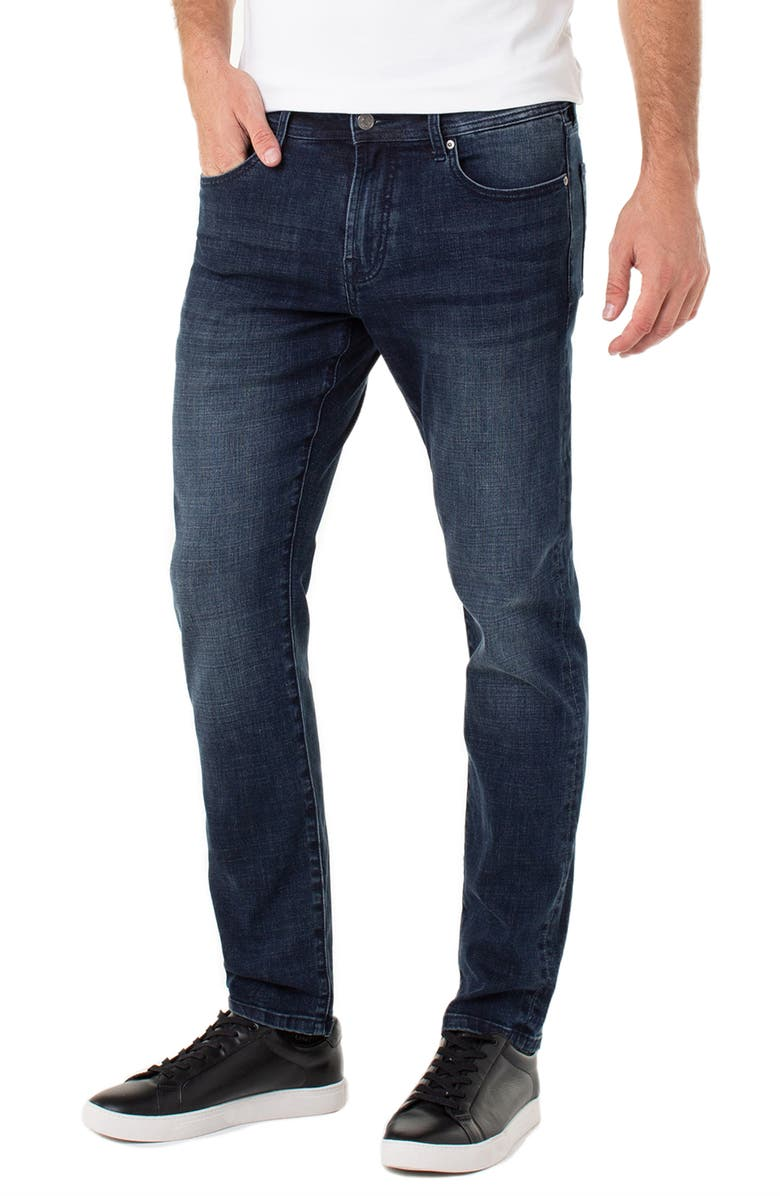 Liverpool Jeans KINGSTON SLIM STRAIGHT LEG JEANS