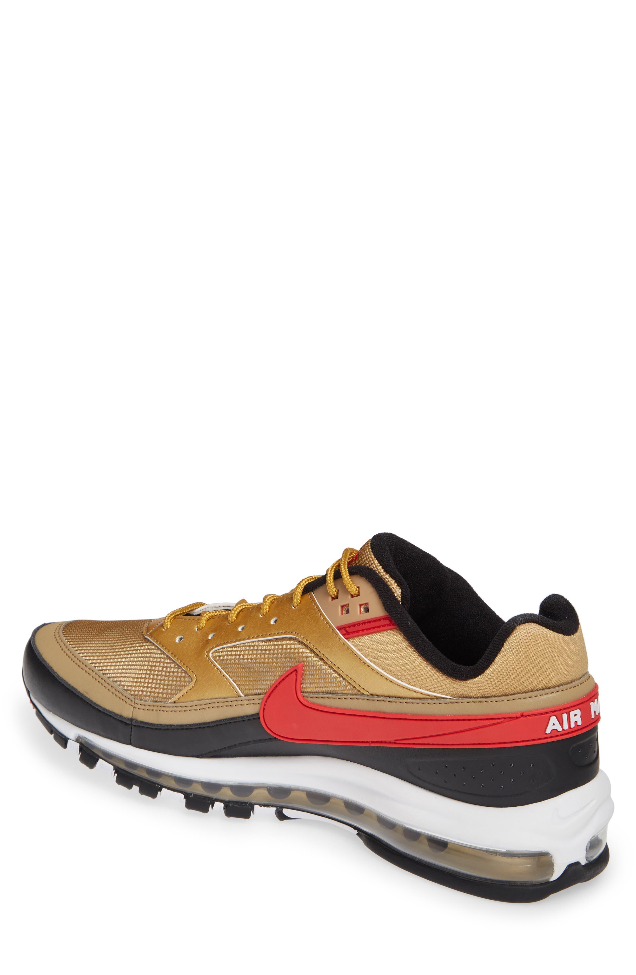NIKE, Air Max 97 BW Sneaker, Alternate thumbnail 2, color, 040