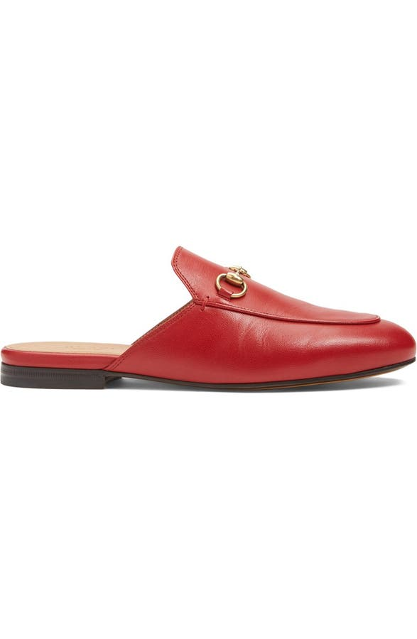 9a34a146b93 Gucci Princetown Loafer Mule (Women)