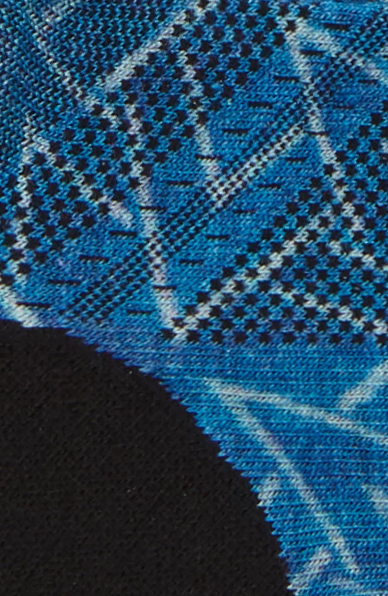 SMARTWOOL, PhD<sup>®</sup> Run Light Elite Socks, Alternate thumbnail 2, color, BRIGHT BLUE