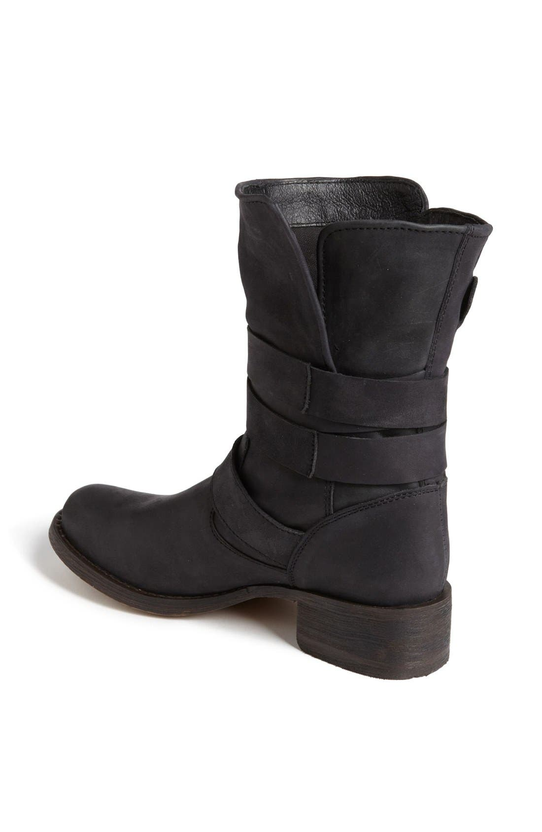STEVE MADDEN, 'Brewzzer' Boot, Alternate thumbnail 2, color, 001
