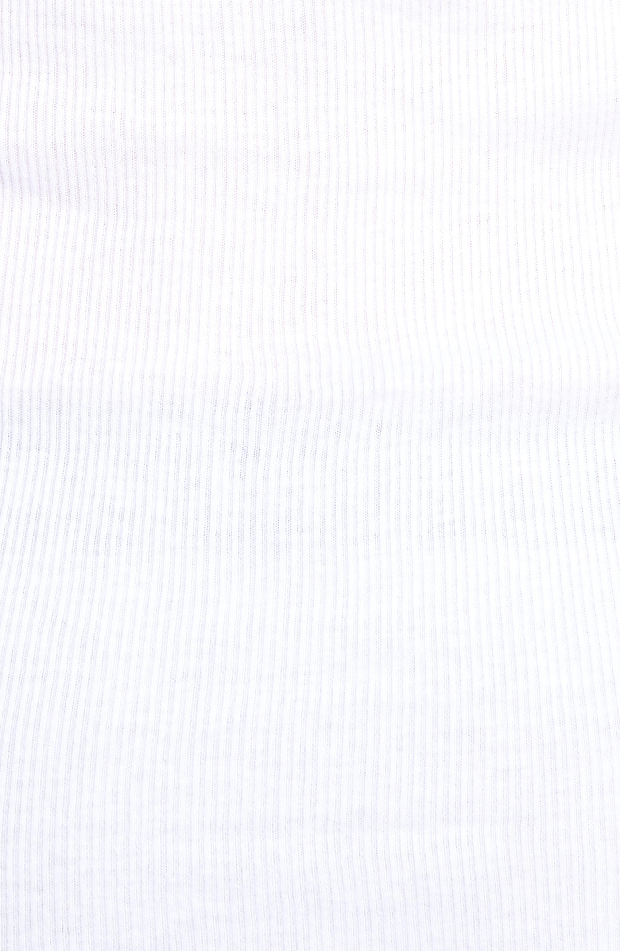LAUREN RALPH LAUREN, Polo Ralph Lauren 3-Pack Classic Tanks, Alternate thumbnail 6, color, WHITE