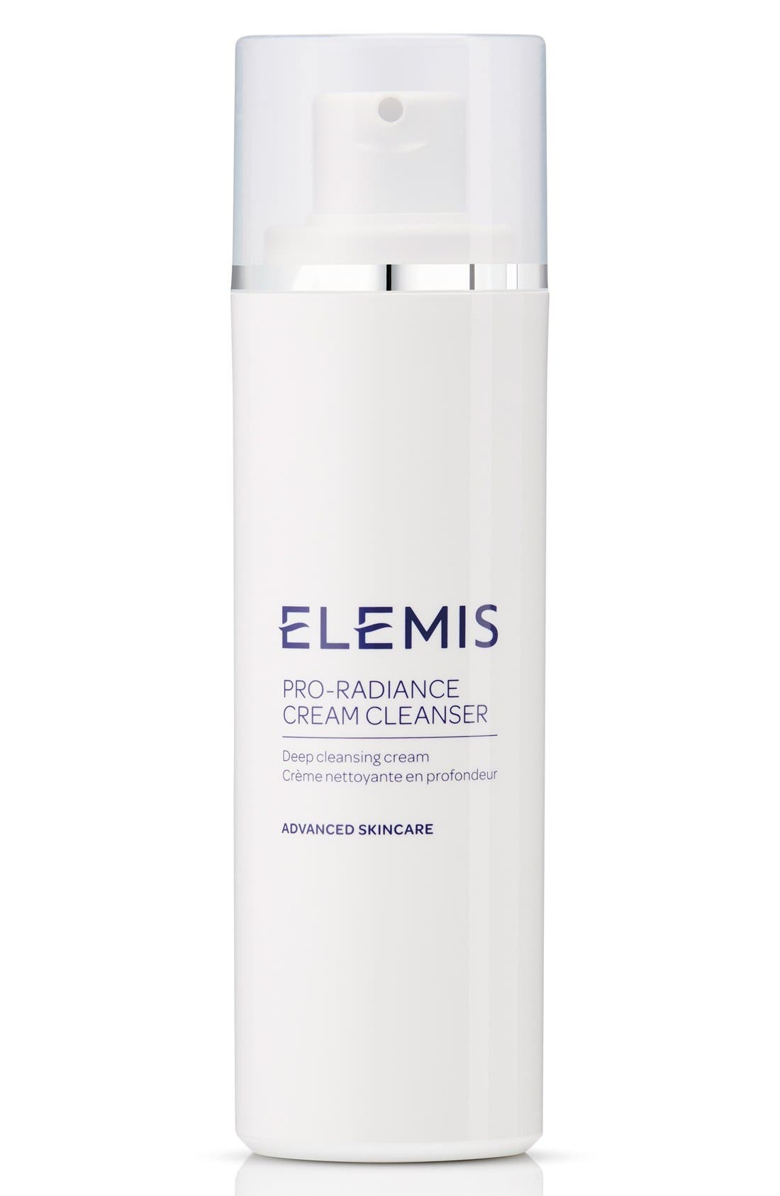 ELEMIS, Pro-Radiance Cream Cleanser & Mitt, Main thumbnail 1, color, NO COLOR