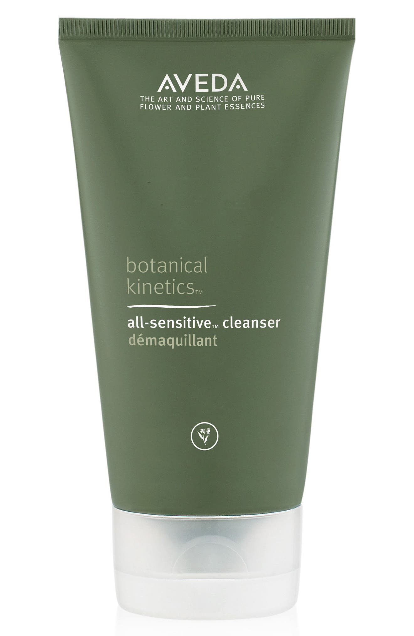 AVEDA, botanical kinetics<sup>™</sup> All-Sensitive Cleanser, Main thumbnail 1, color, NO COLOR