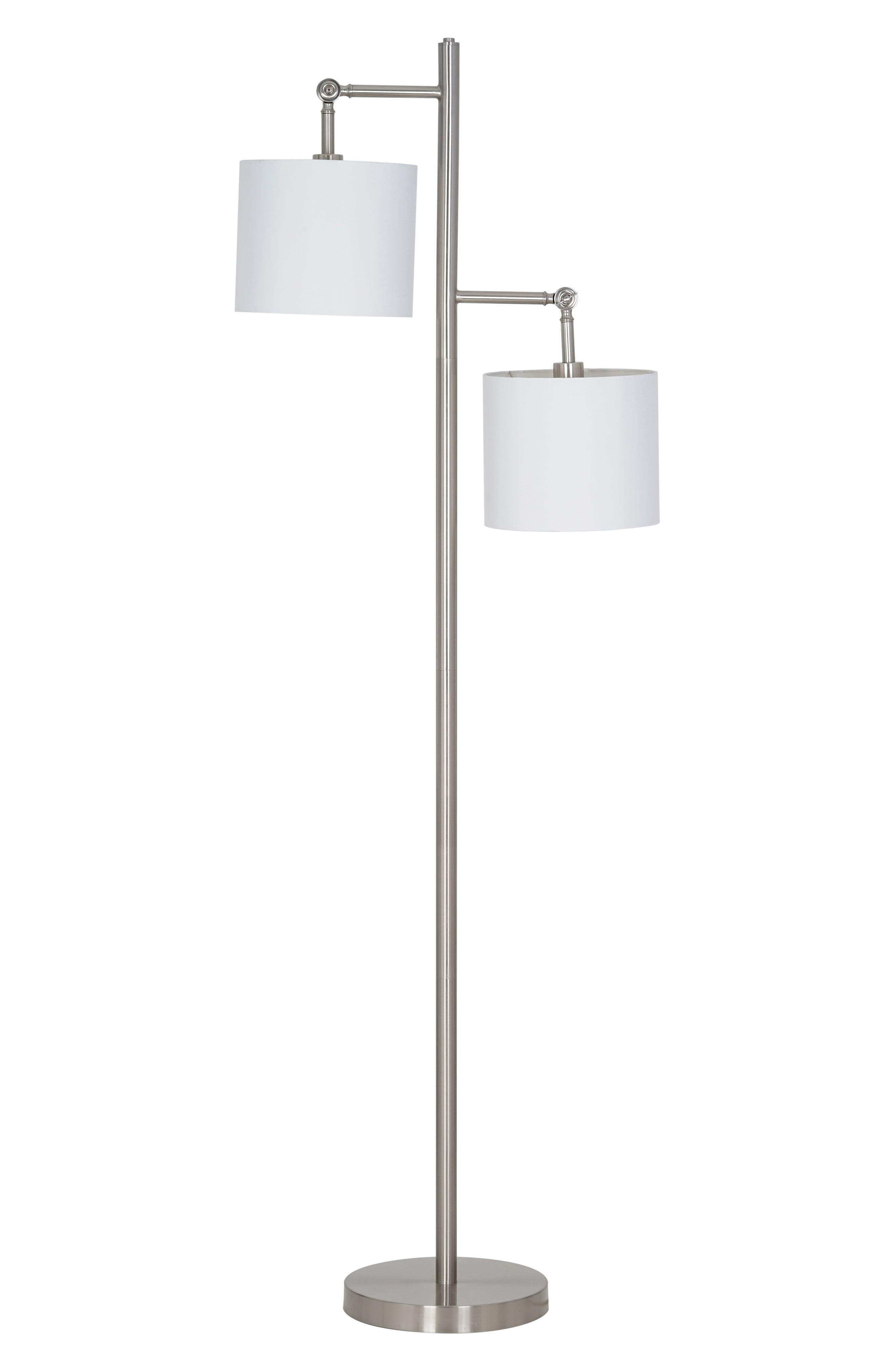 Jalexander Lighting Bentley Floor Lamp Size One Size  Metallic