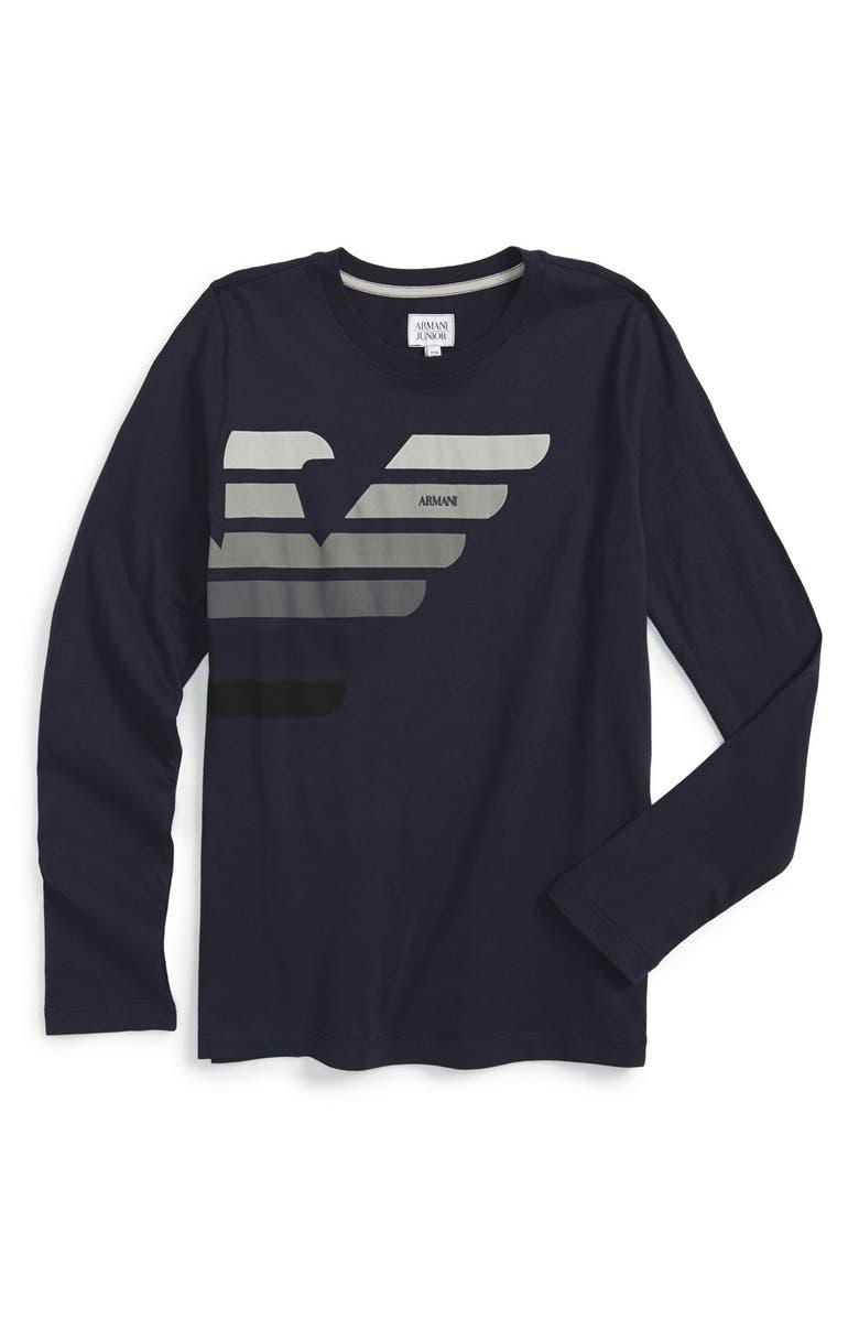 7cfee41b Long Sleeve Graphic T Shirts Juniors   Saddha