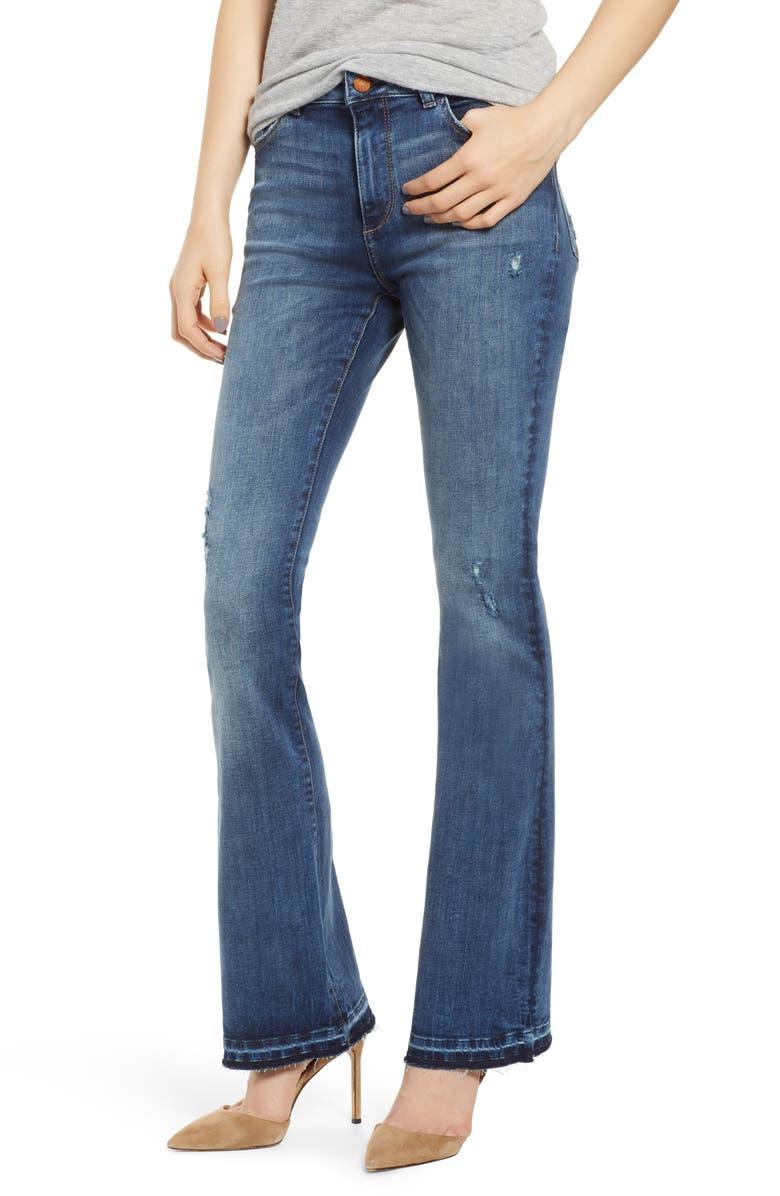Dl Jeans 1961 BRIDGET INSTASCULPT RELEASE HEM BOOTCUT JEANS