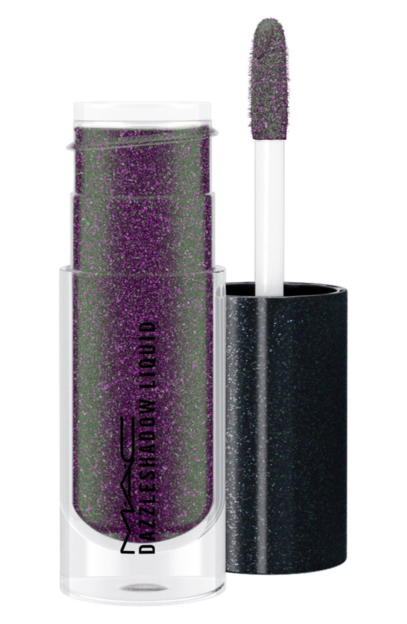 MAC COSMETICS, MAC Dazzleshadow Liquid Eyeshadow, Main thumbnail 1, color, PANTHERTIZED (SHIMMER)