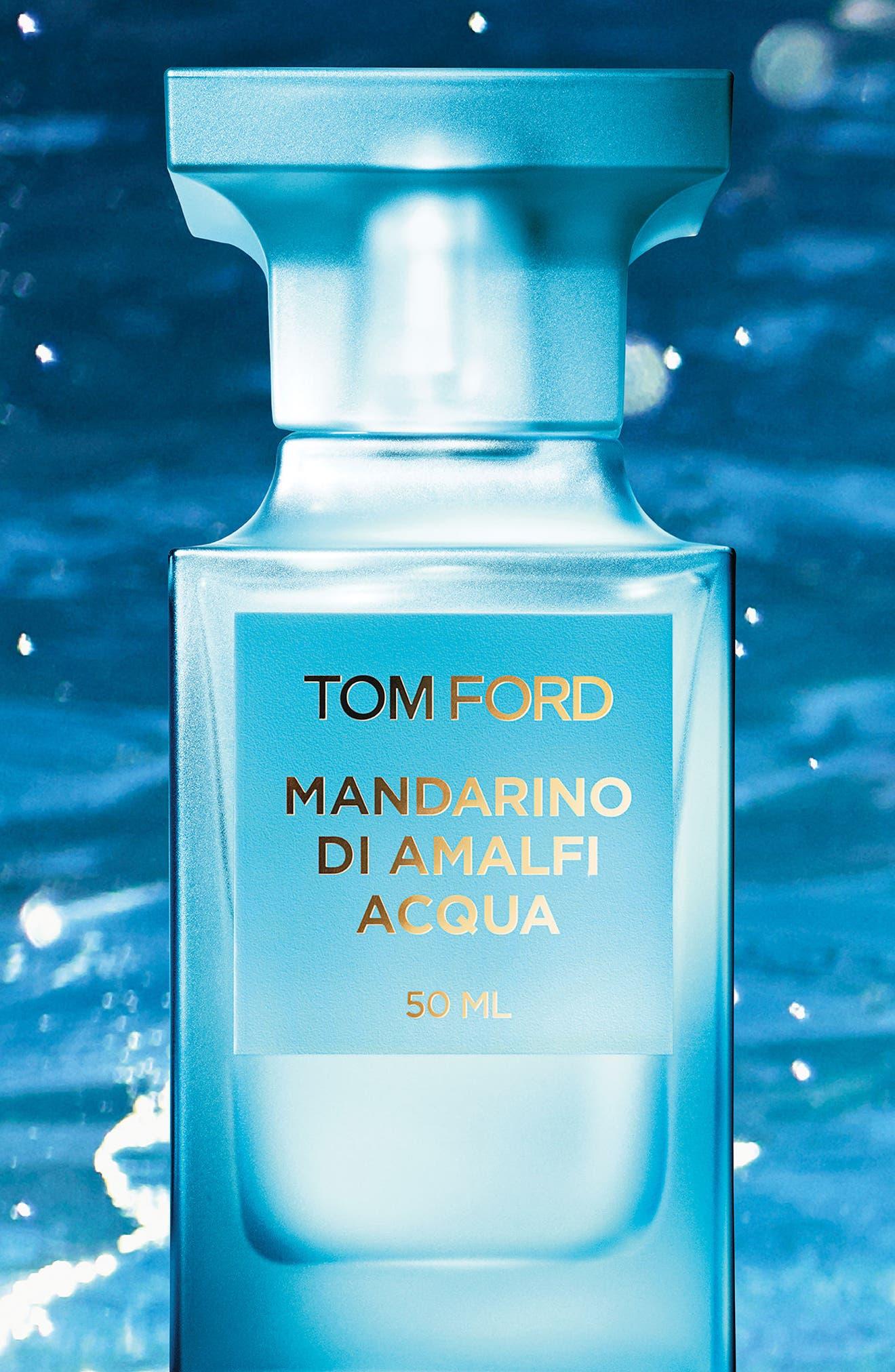 TOM FORD, Mandarino di Amalfi Acqua Eau de Toilette, Alternate thumbnail 2, color, NO COLOR