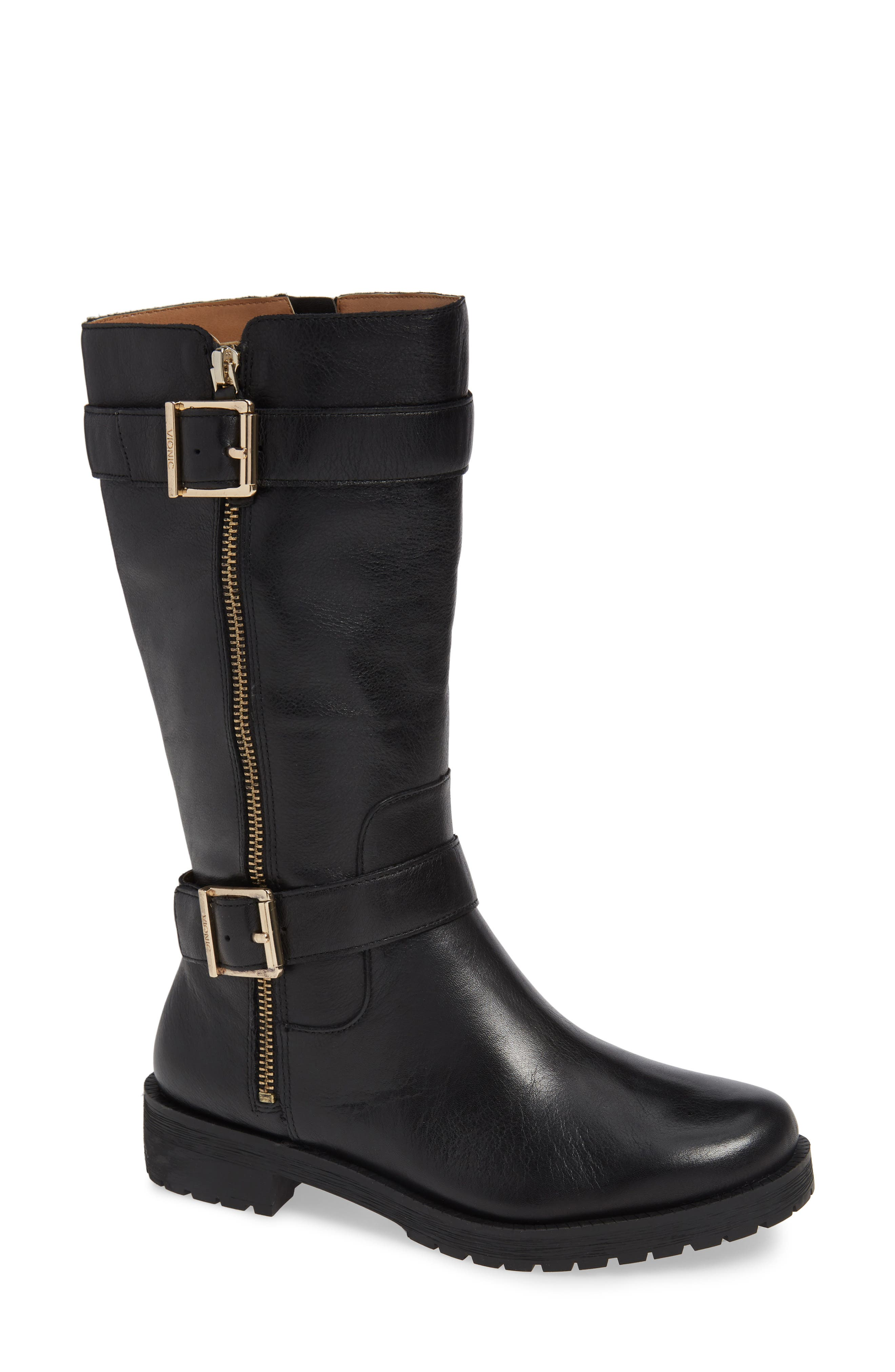 Vionic Marlow Boot- Black