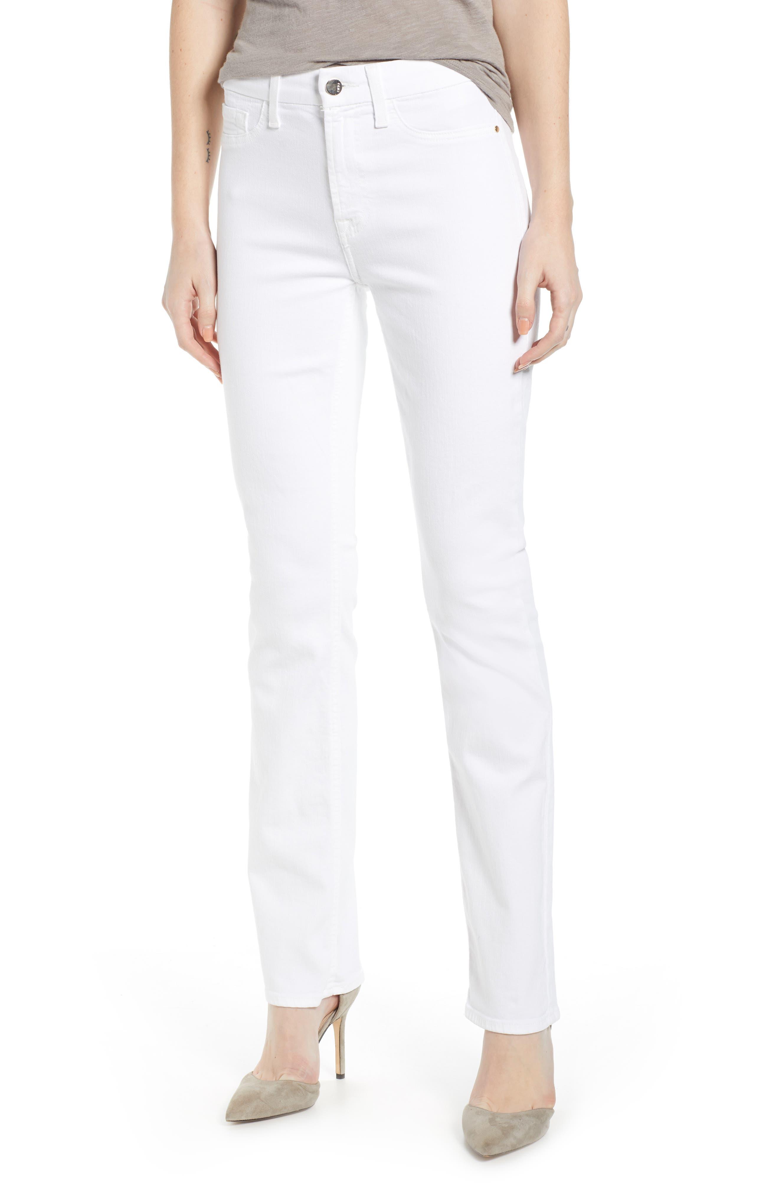 Women's Jen7 By 7 For All Mankind Slim Straight Leg Jeans