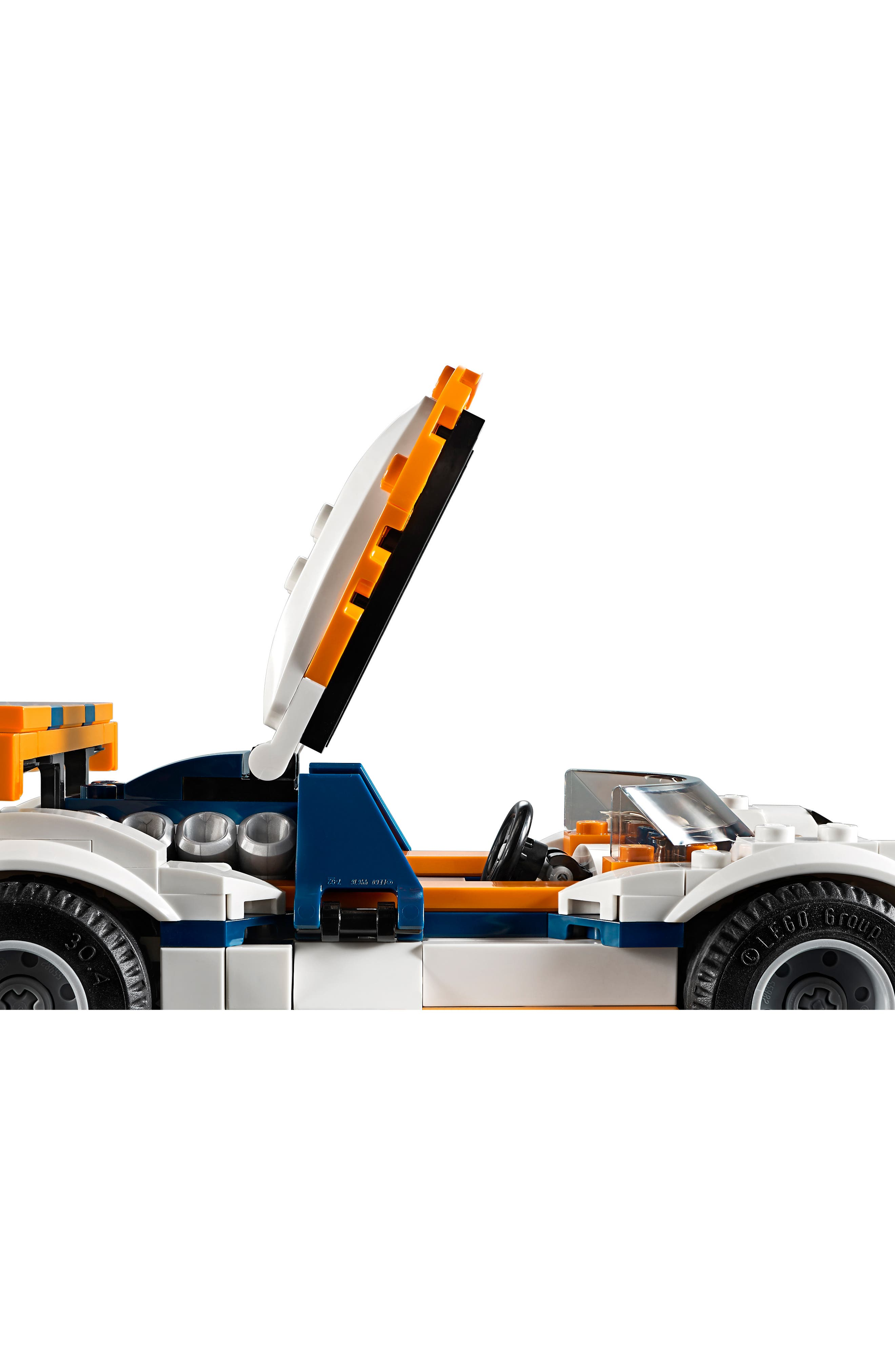 LEGO<SUP>®</SUP>, Creator 3-in-1 Sunset Track Racer - 31089, Alternate thumbnail 3, color, 960