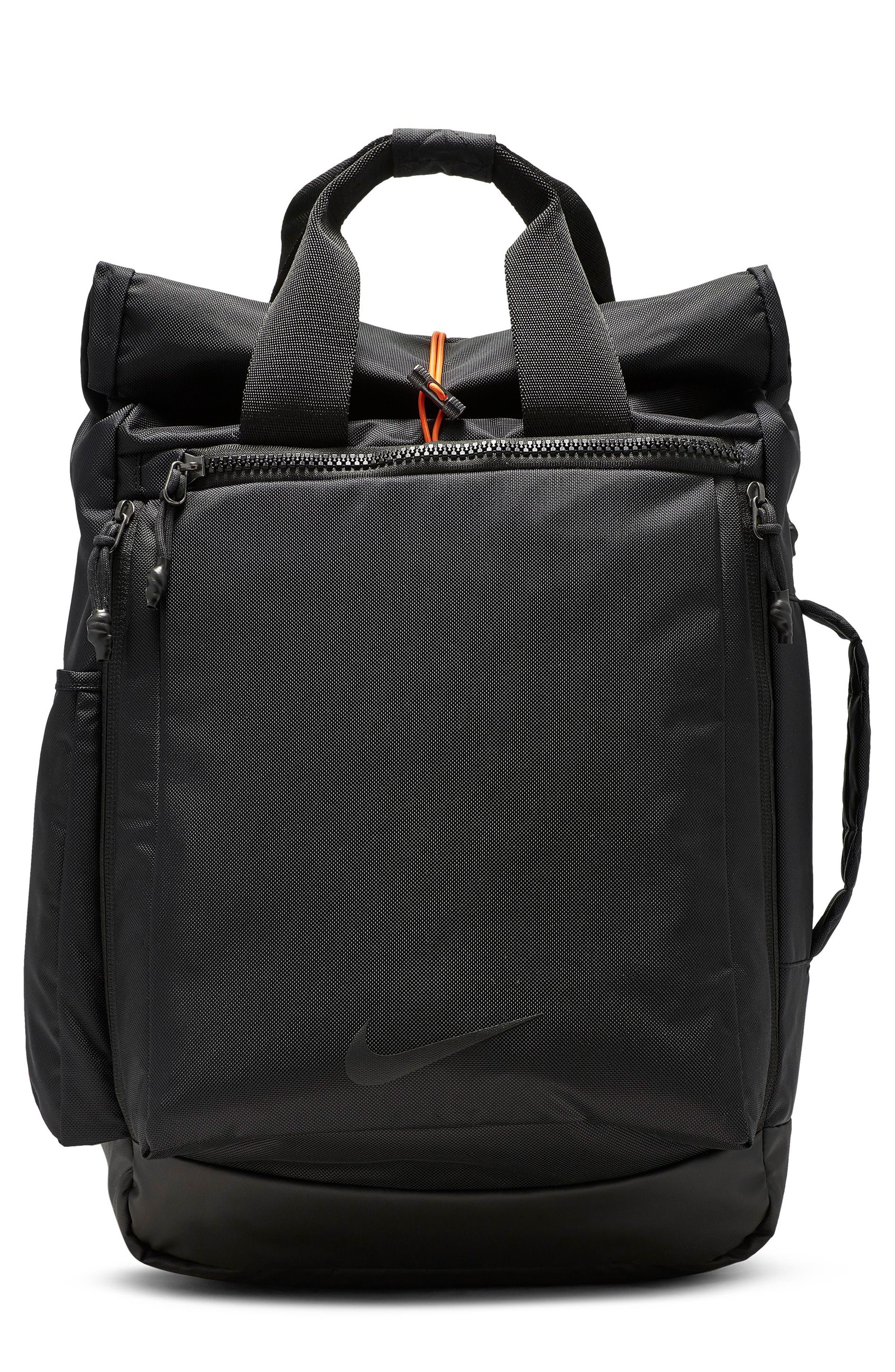 NIKE, Vapor Energy 2.0 Training Backpack, Main thumbnail 1, color, BLACK