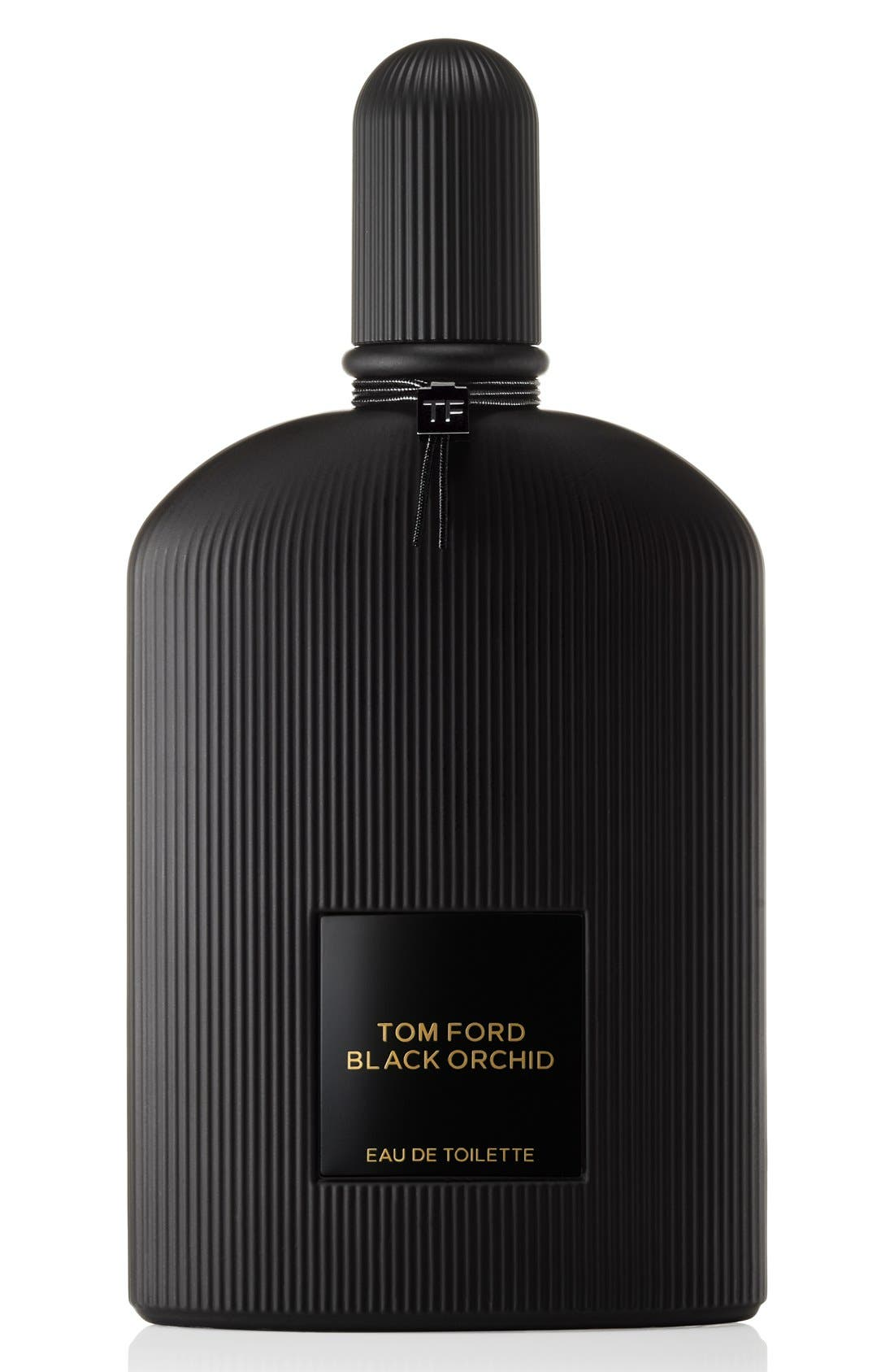 TOM FORD, Black Orchid Eau de Toilette, Main thumbnail 1, color, NO COLOR
