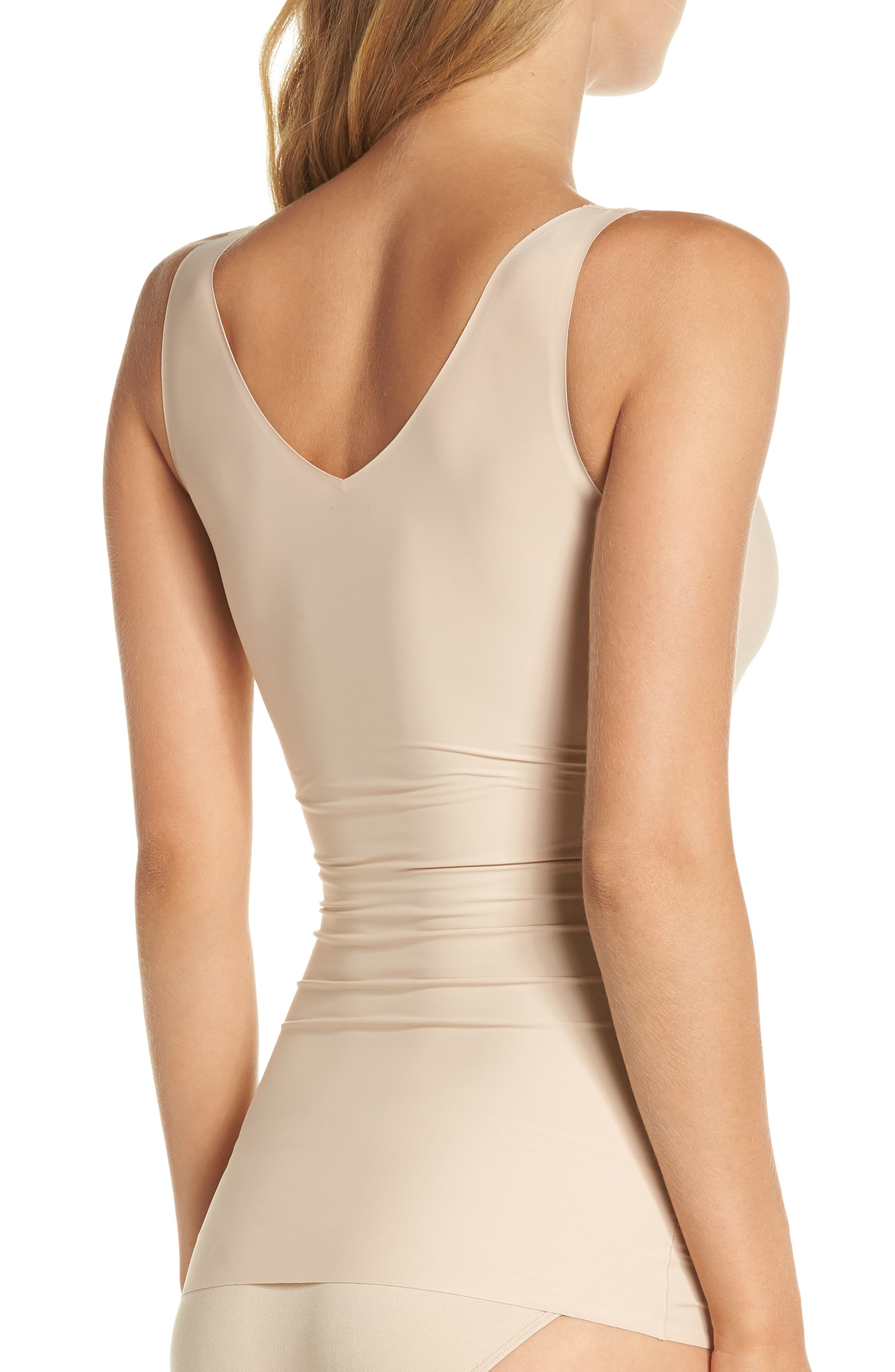 YUMMIE, 6-in-1 Shaping Tank, Alternate thumbnail 3, color, FRAPPE